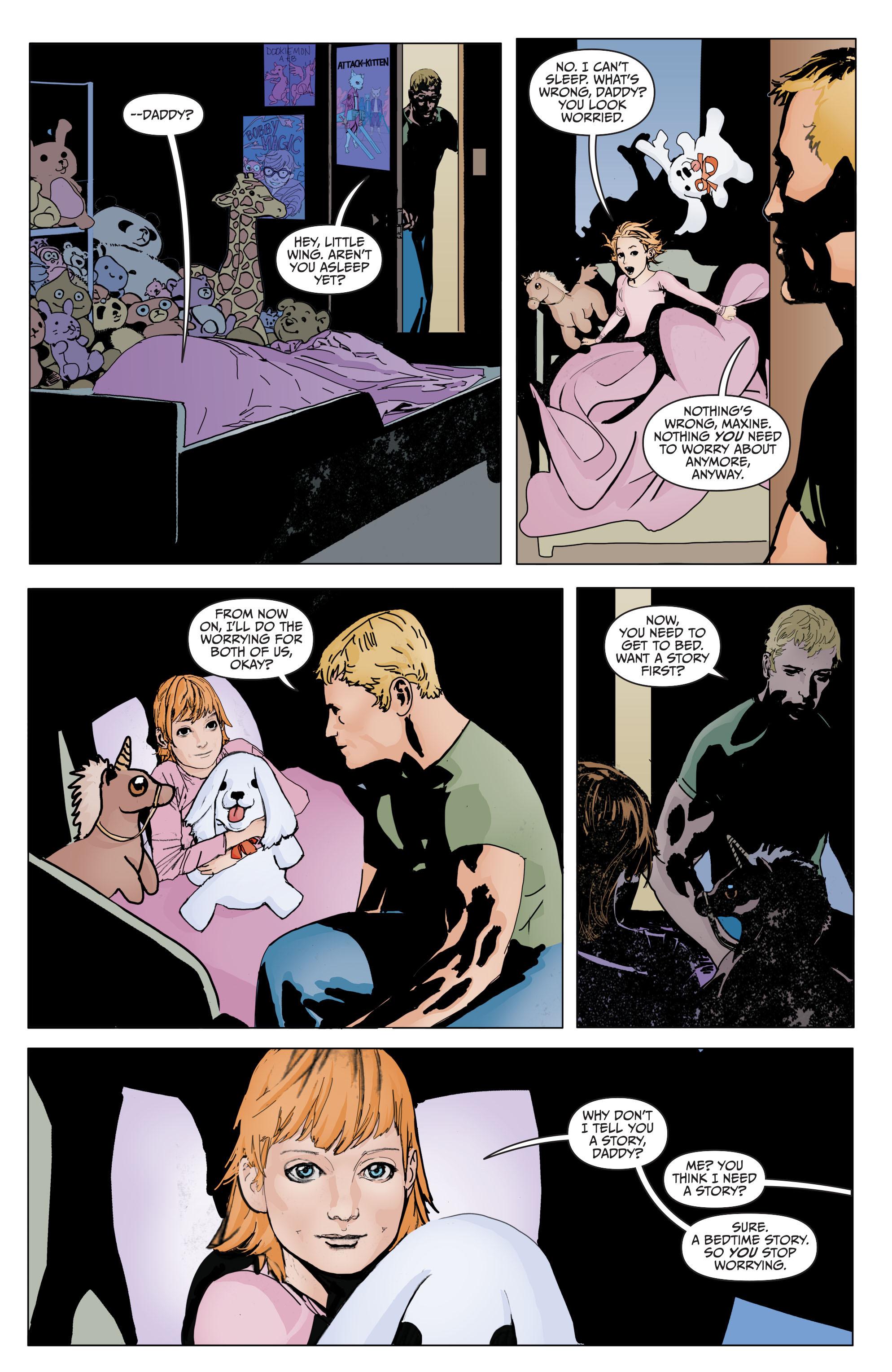 Read online Animal Man (2011) comic -  Issue #29 - 6