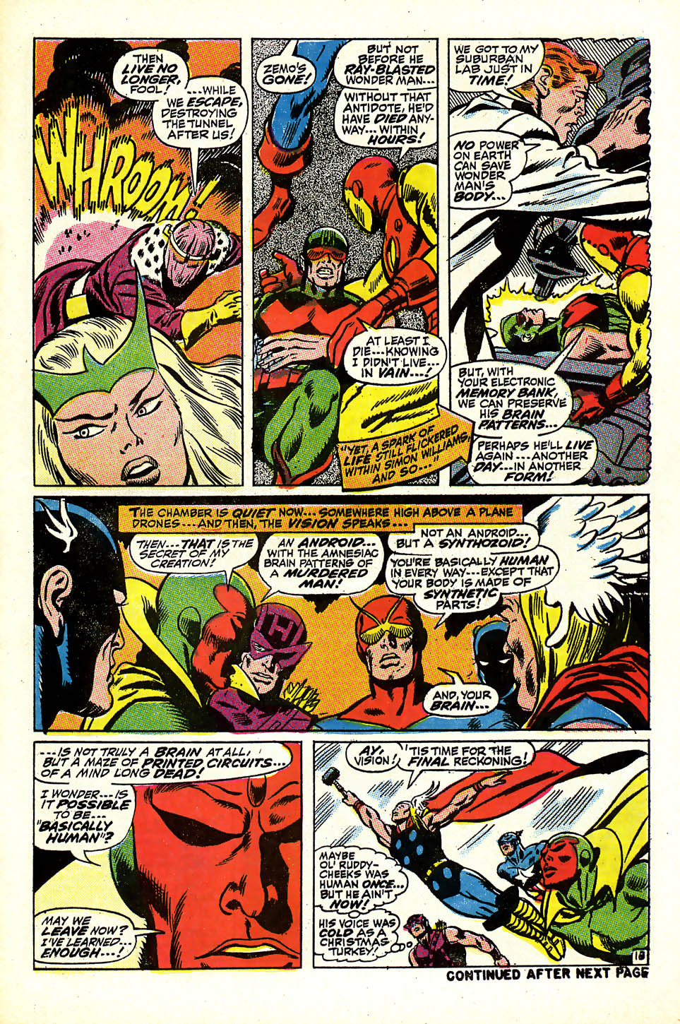 The Avengers (1963) 58 Page 18