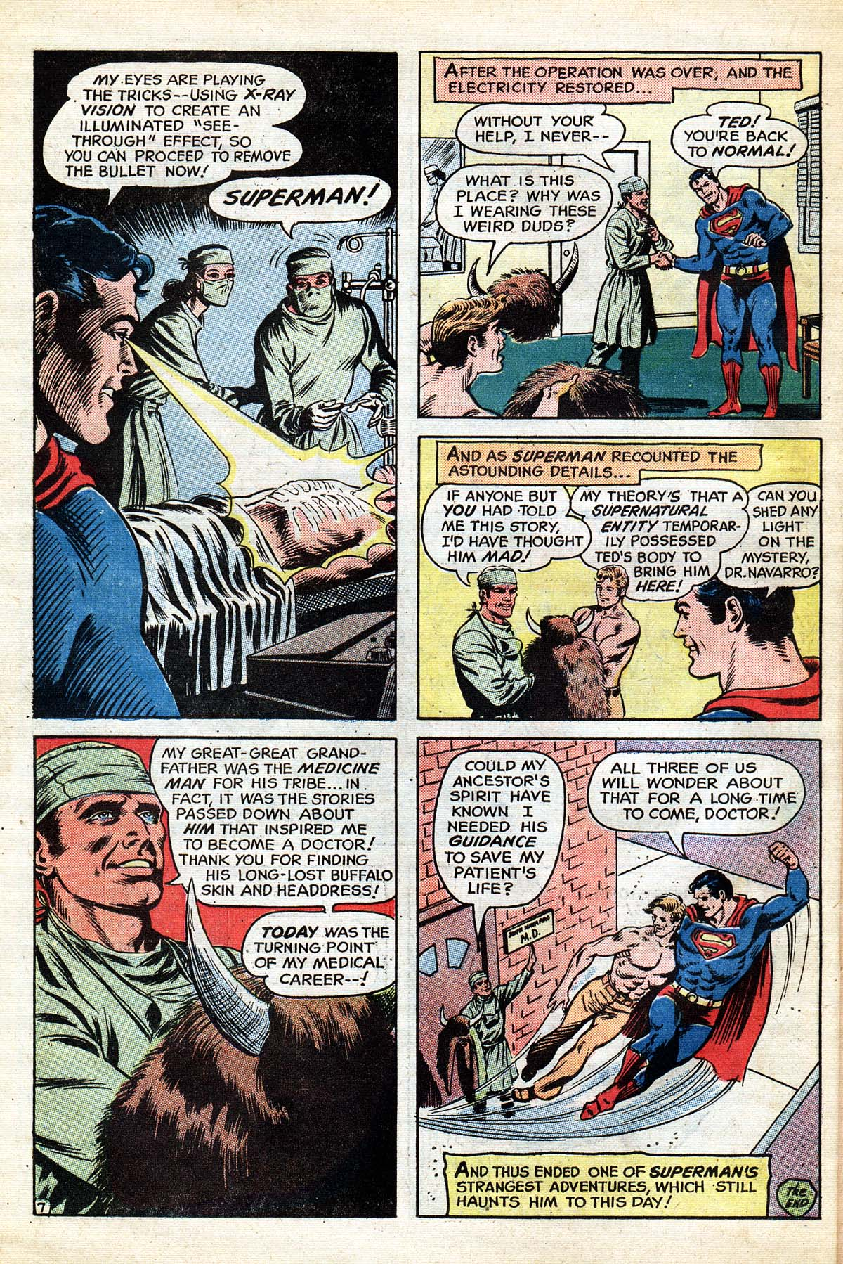 Read online Action Comics (1938) comic -  Issue #410 - 32