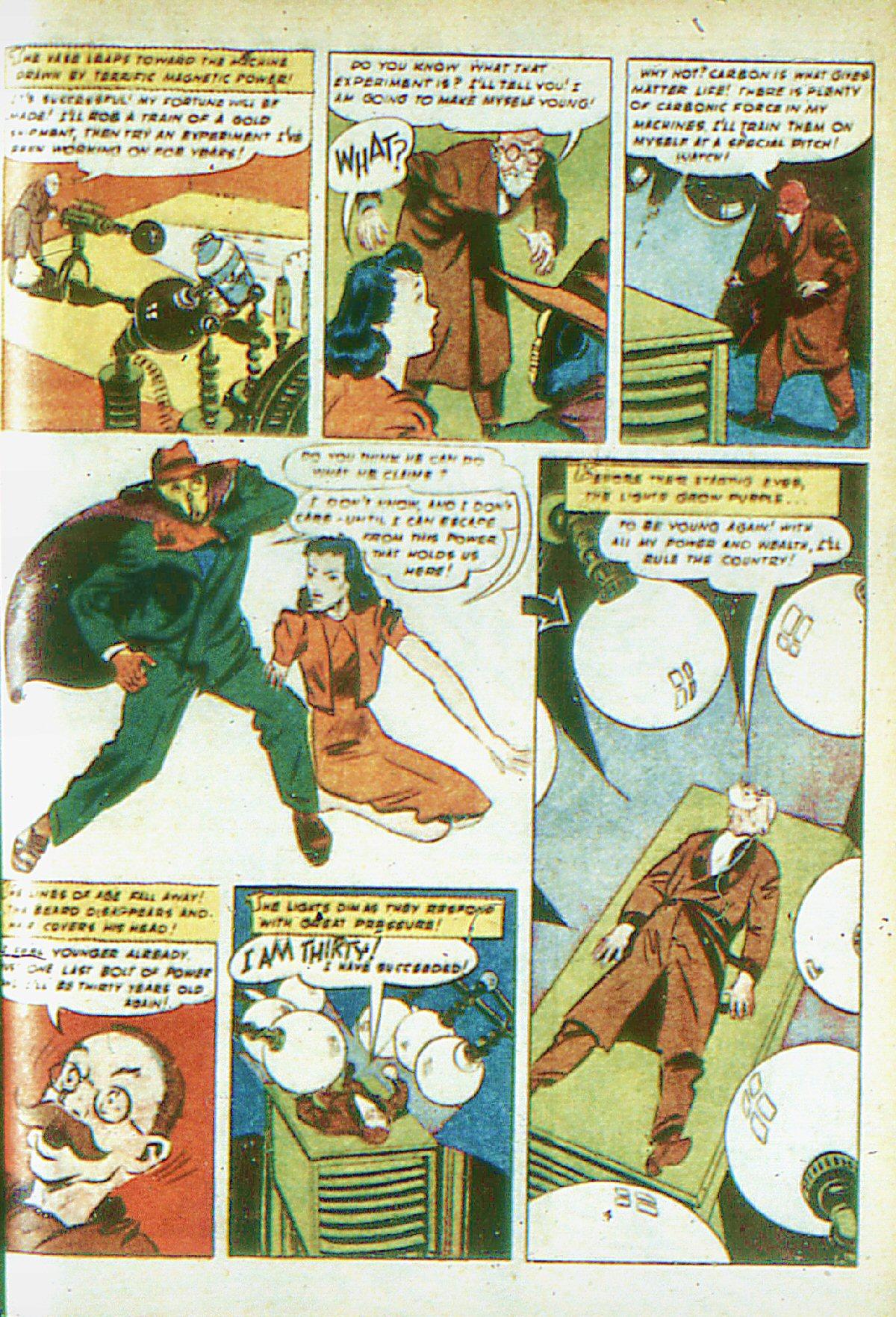 Read online Adventure Comics (1938) comic -  Issue #66 - 64