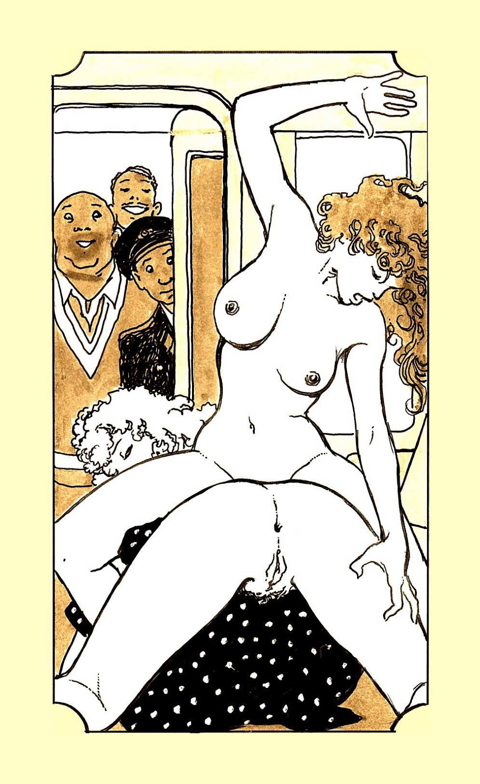 Read online The Art of Spanking comic -  Issue # TPB - 83