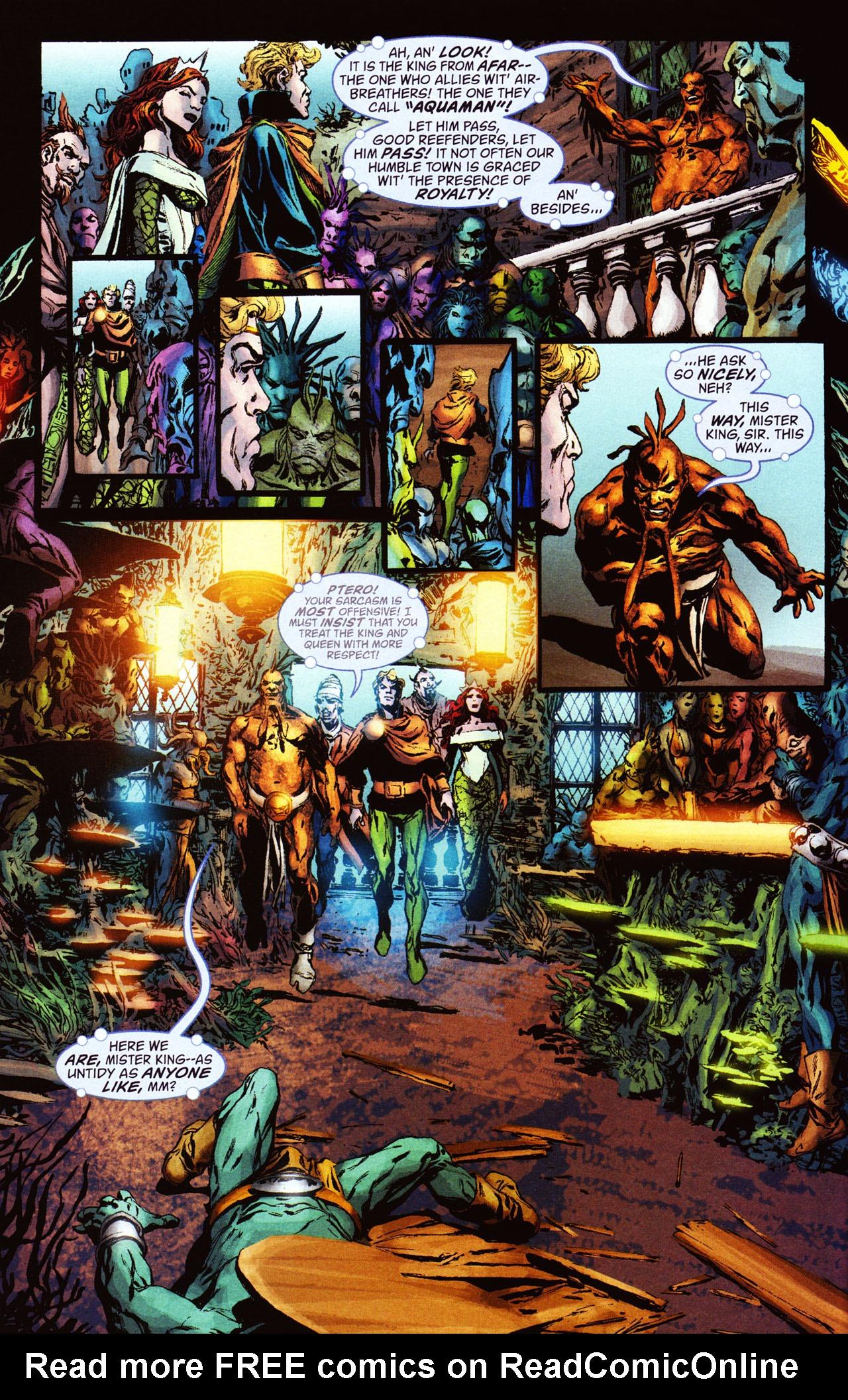 Read online Aquaman: Sword of Atlantis comic -  Issue #46 - 12