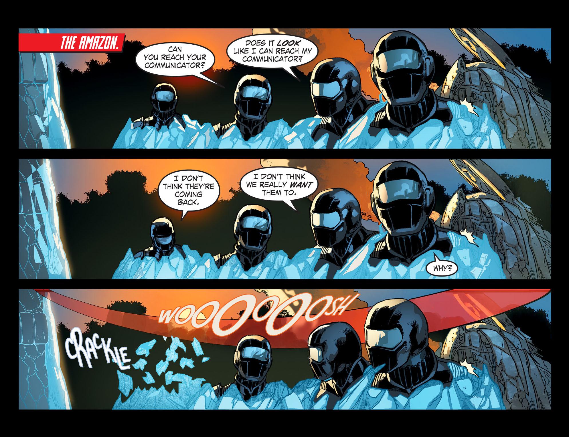 Read online Smallville: Season 11 comic -  Issue #51 - 13
