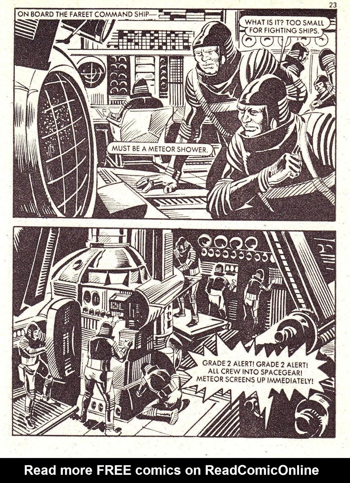 Starblazer issue 72 - Page 23