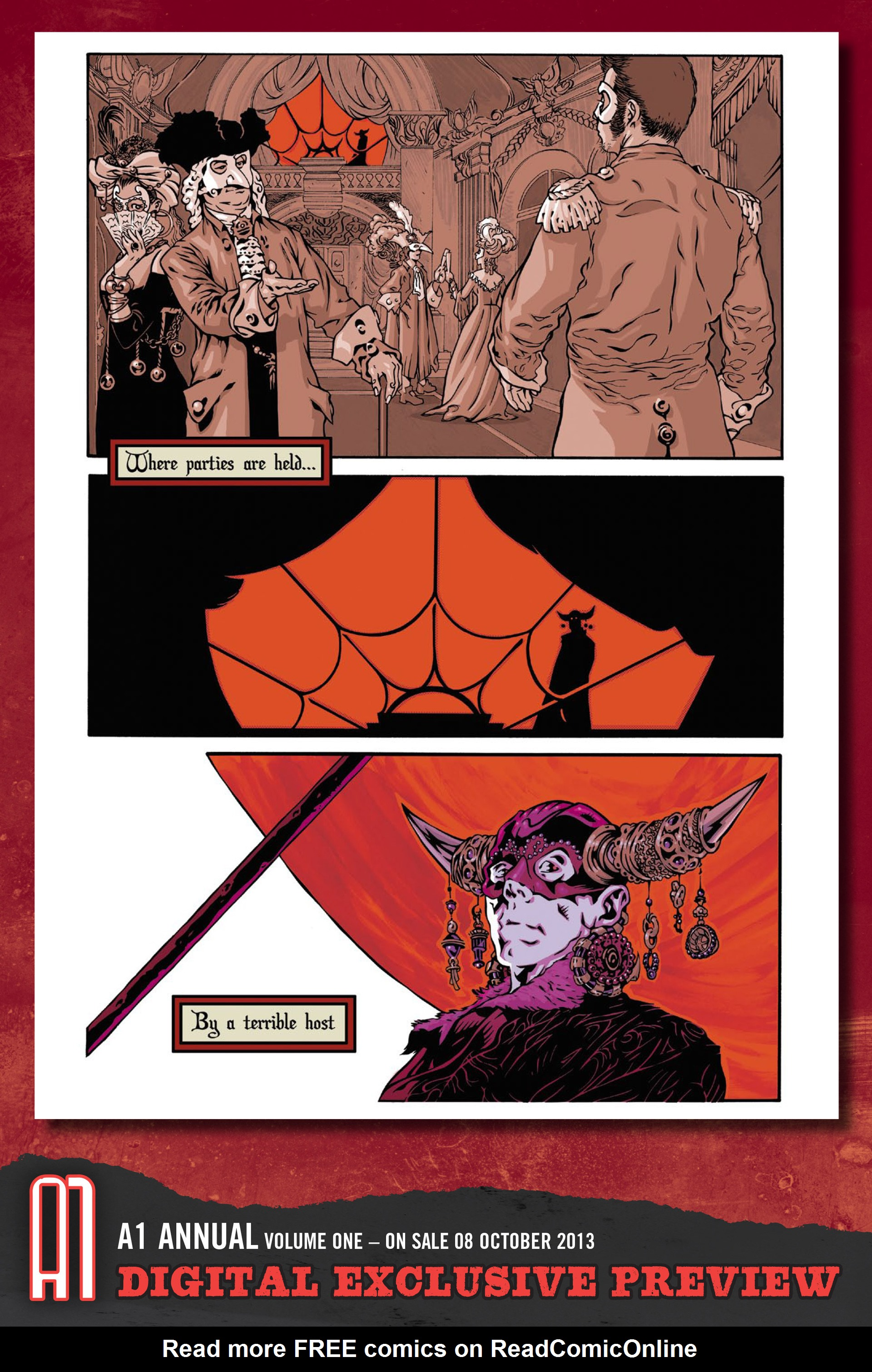 Read online A1 Presents The Weirding Willows comic -  Issue #A1 Presents The Weirding Willows Full - 30