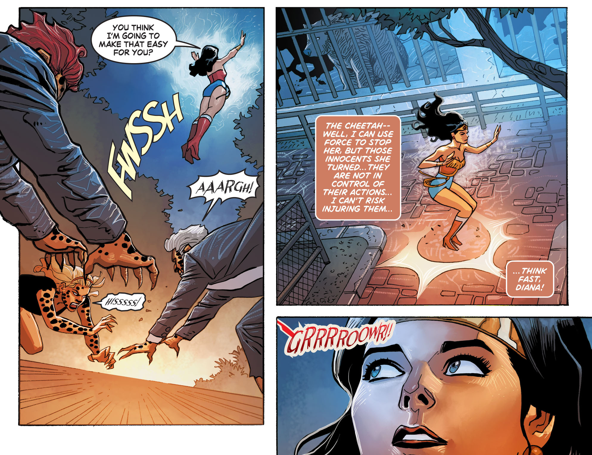 Read online Wonder Woman '77 [I] comic -  Issue #9 - 6
