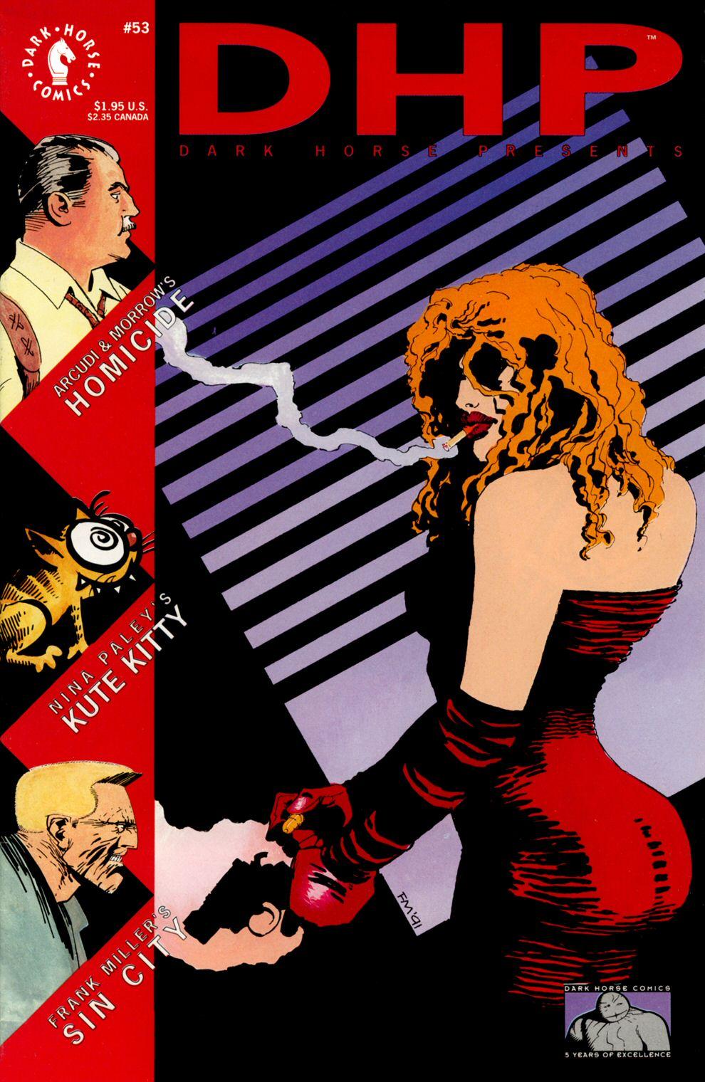 Dark Horse Presents (1986) 53 Page 1