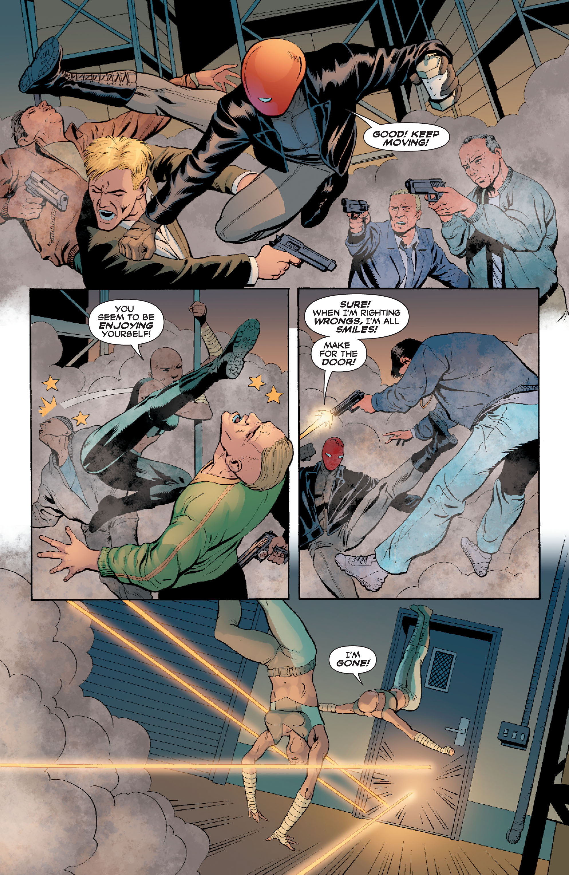 Read online Batman: Under The Red Hood comic -  Issue # Full - 146