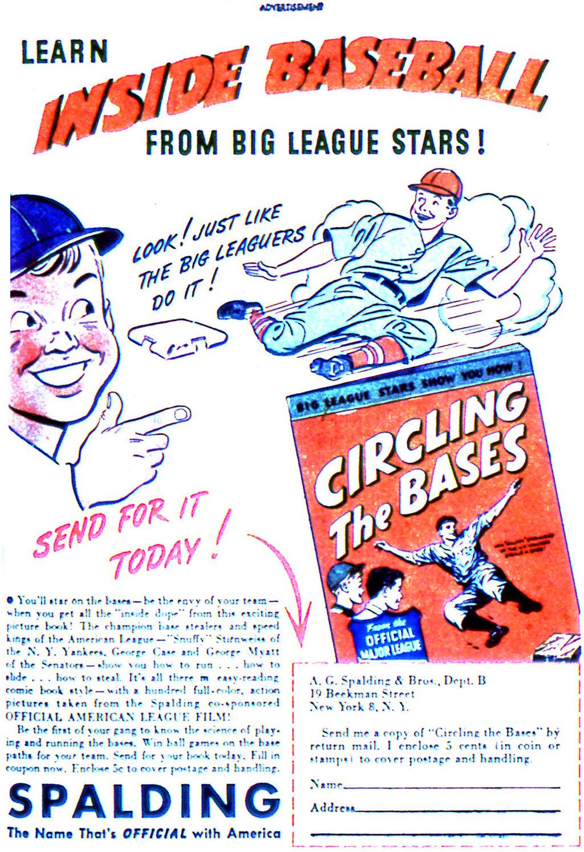 Read online Adventure Comics (1938) comic -  Issue #119 - 39