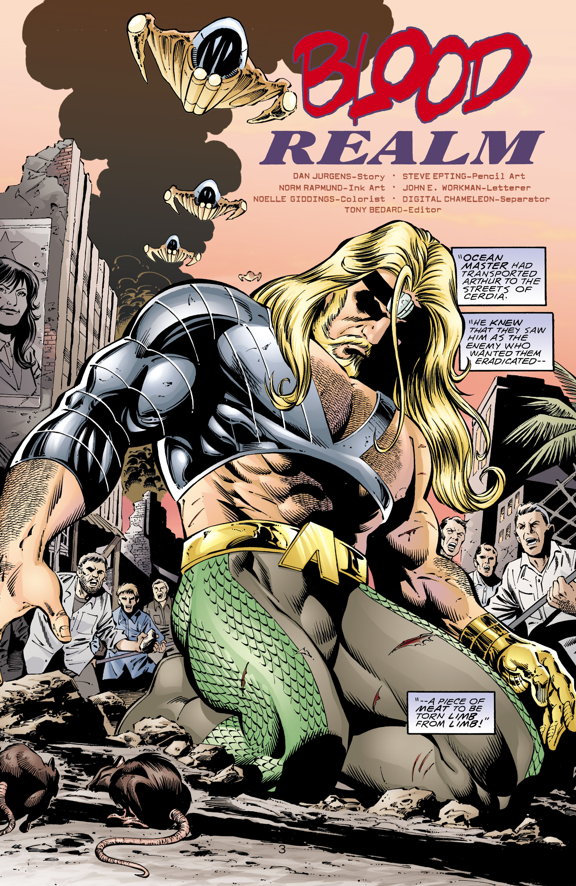 Read online Aquaman (1994) comic -  Issue #68 - 4