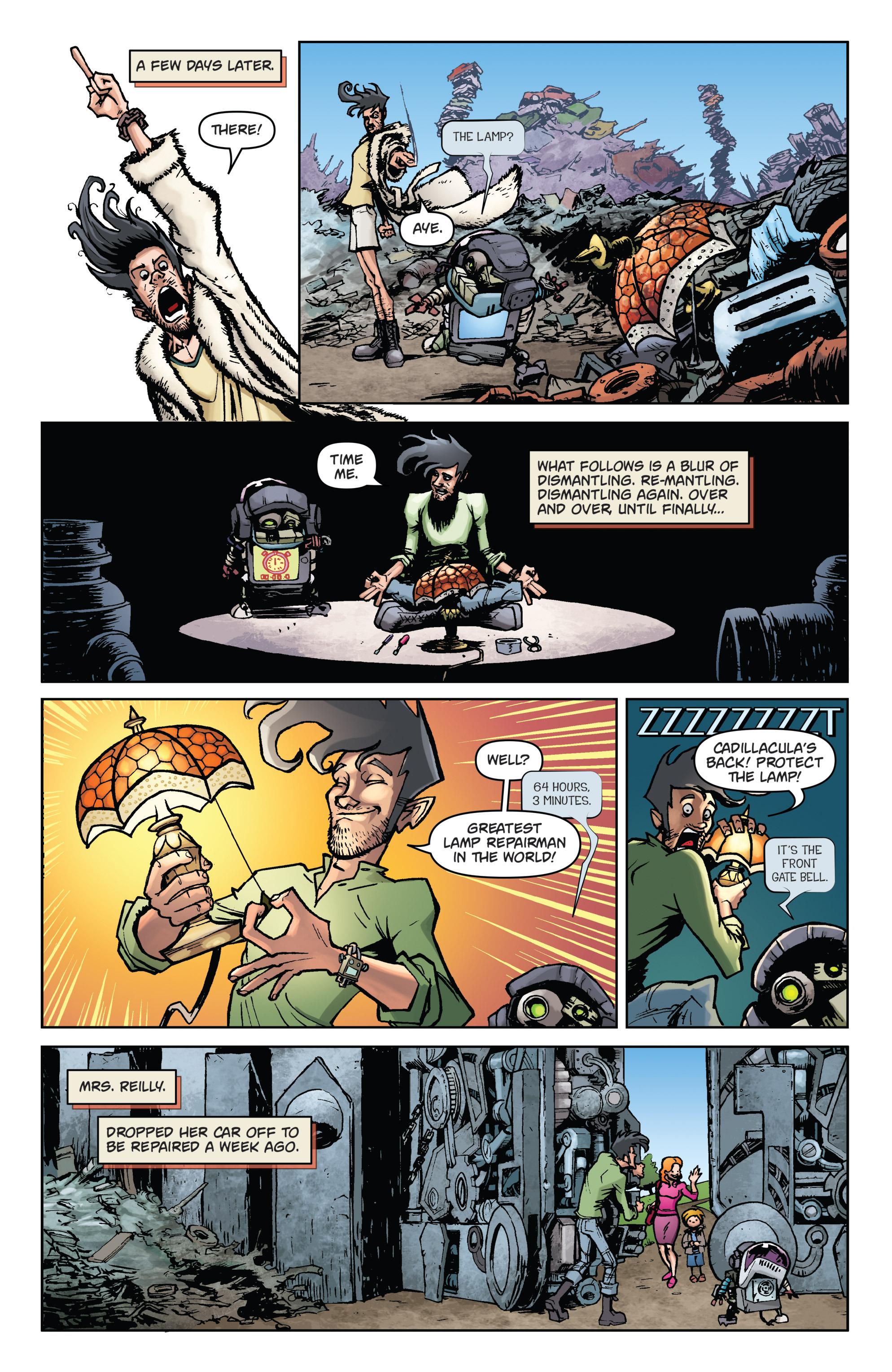 Read online Monster Motors comic -  Issue # Full - 20