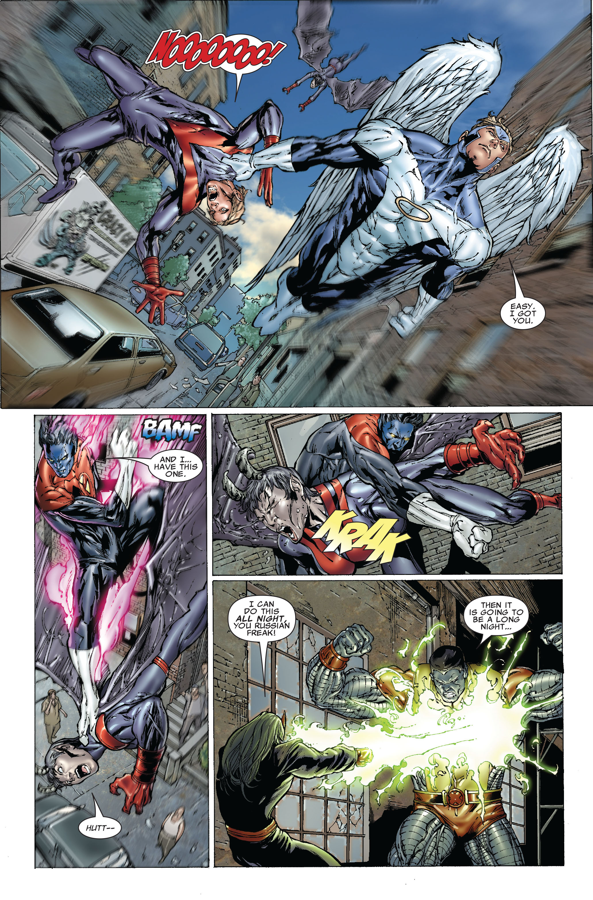 Read online Uncanny X-Men (1963) comic -  Issue #492 - 20