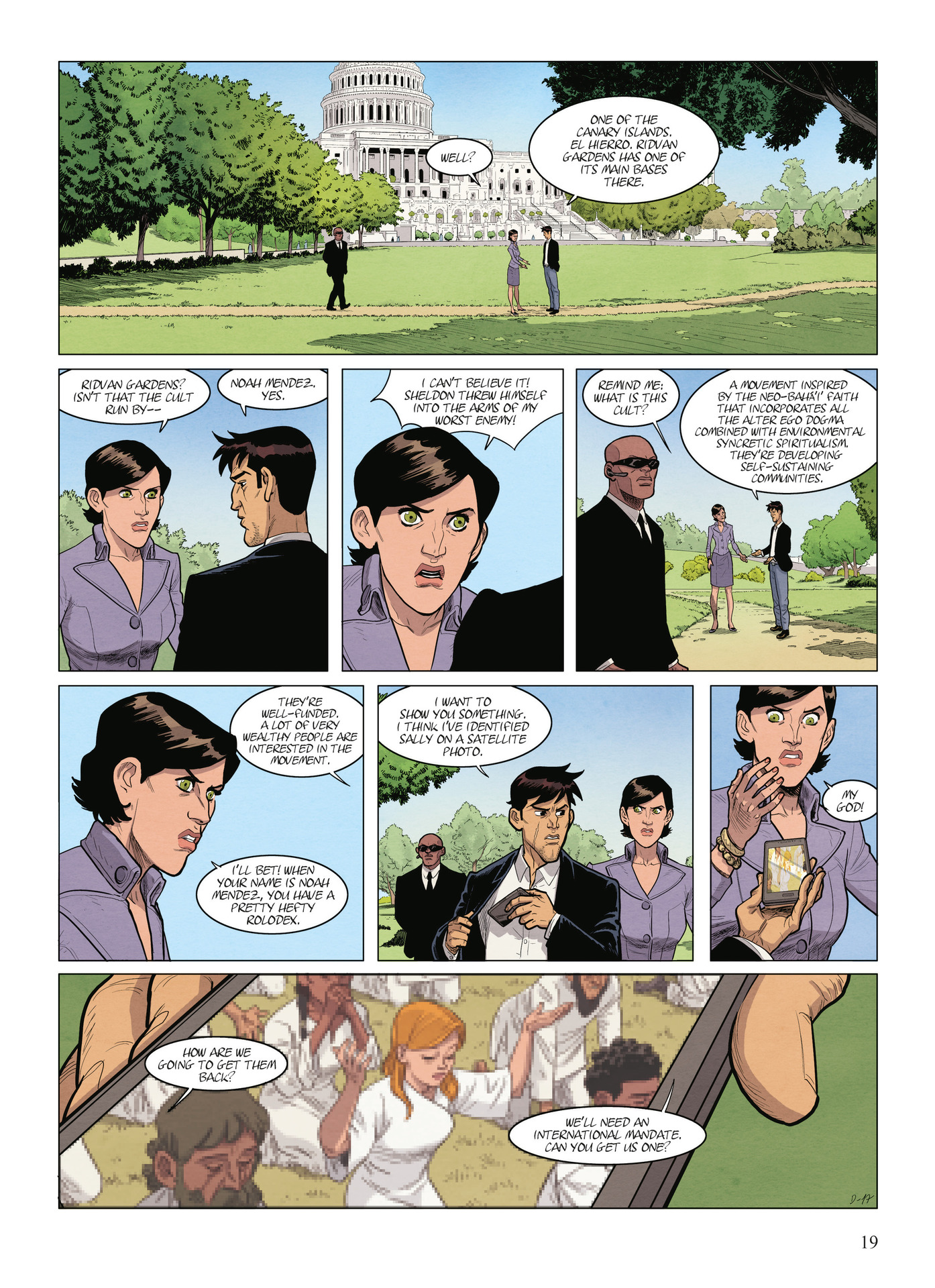 Read online Alter Ego comic -  Issue #9 - 21
