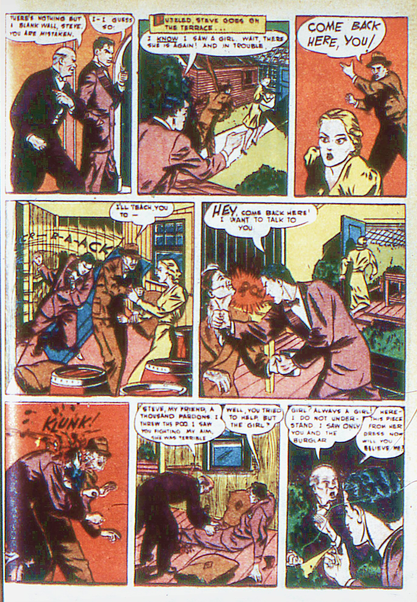 Read online Adventure Comics (1938) comic -  Issue #66 - 48