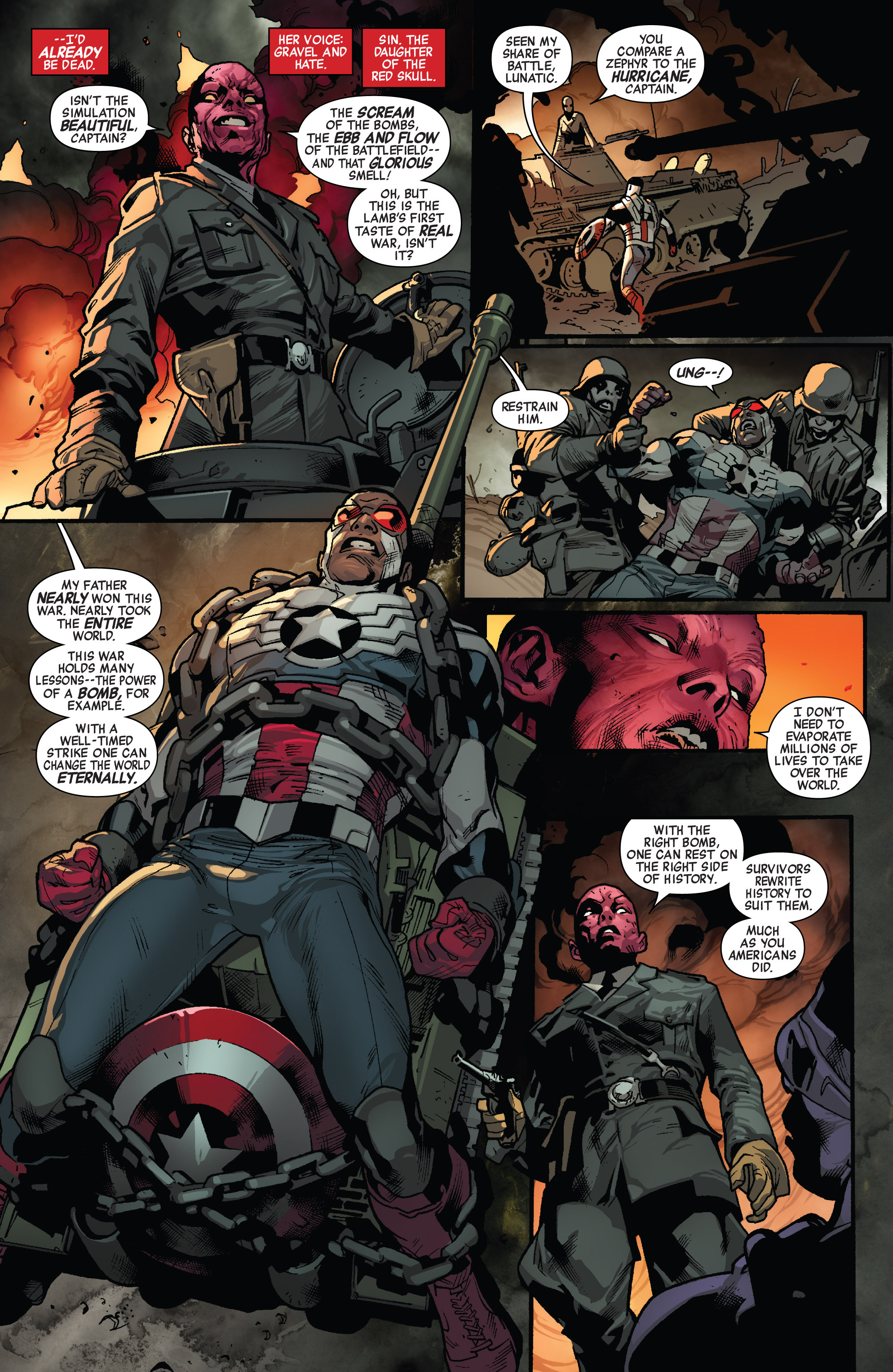 Read online All-New Captain America comic -  Issue #3 - 7