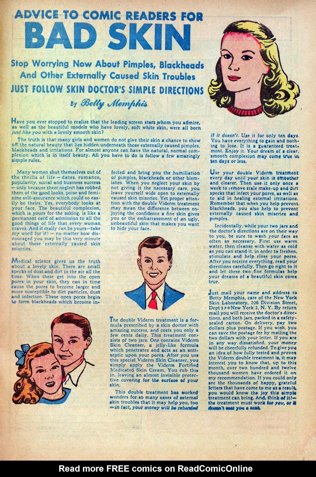 Read online Joker Comics comic -  Issue #31 - 33