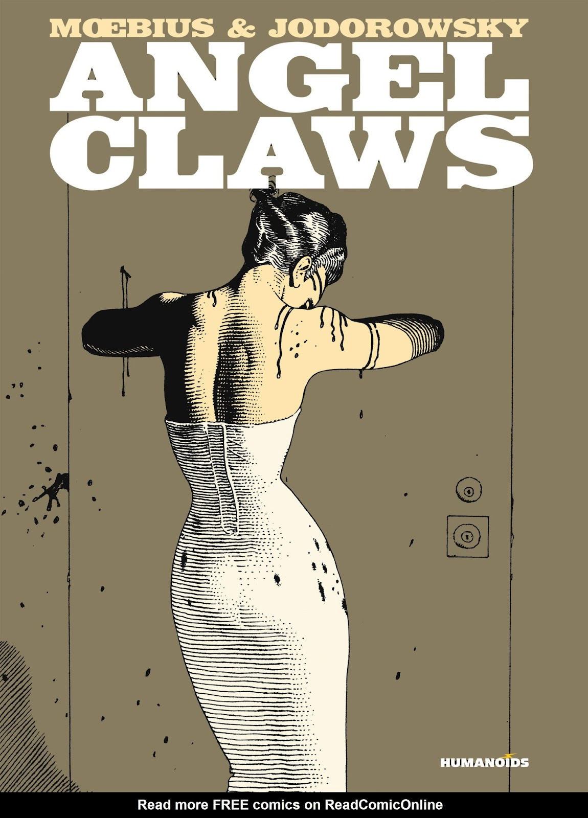 Angel Claws issue TPB - Page 1