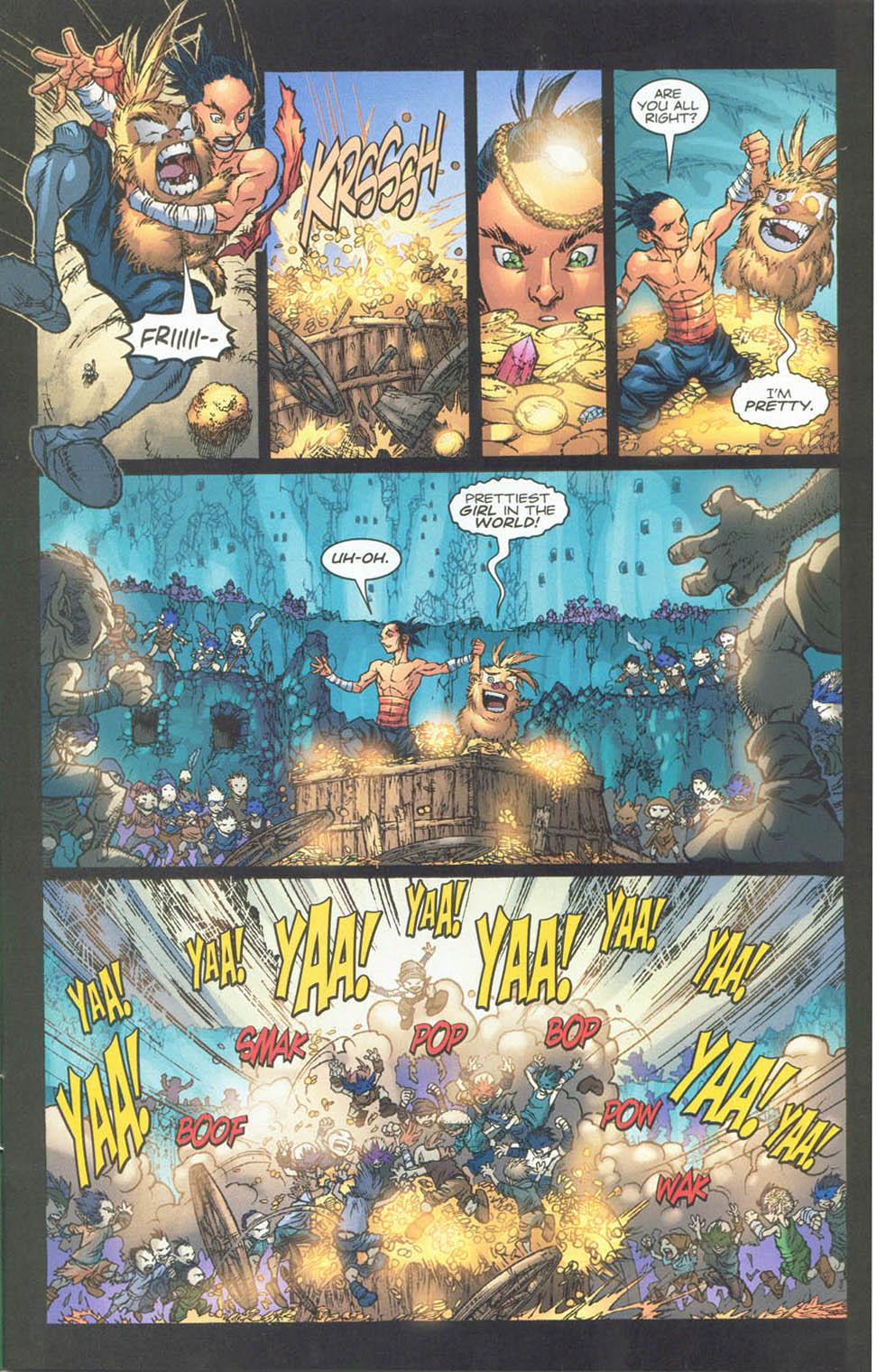 Read online Ninja Boy comic -  Issue #4 - 6