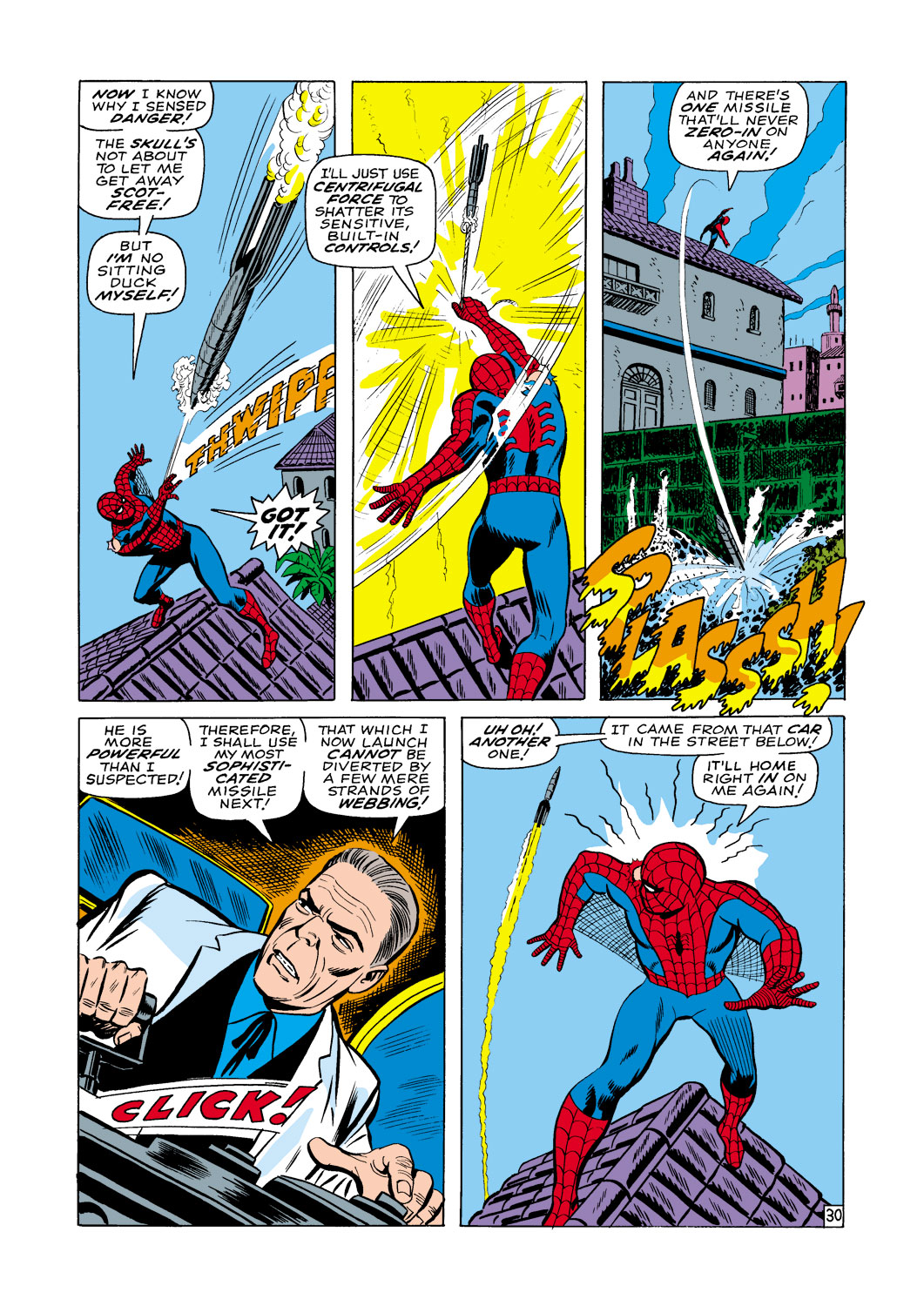 The Amazing Spider-Man (1963) _Annual_5 Page 30