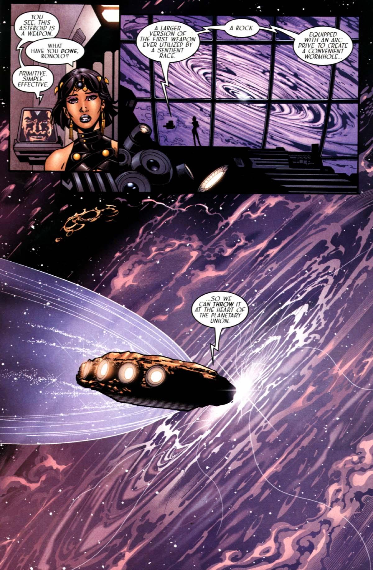 Read online Sigil (2000) comic -  Issue #22 - 13