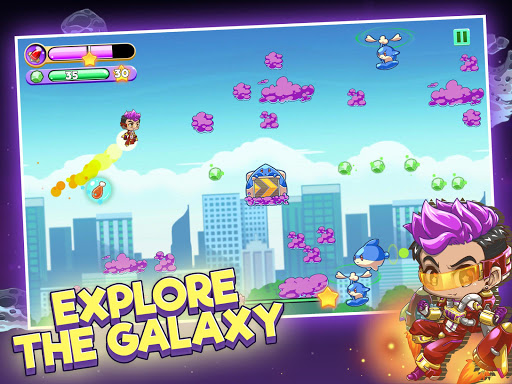 Rapstronaut Space Journey Mod Full Tiền Vàng Cho Android