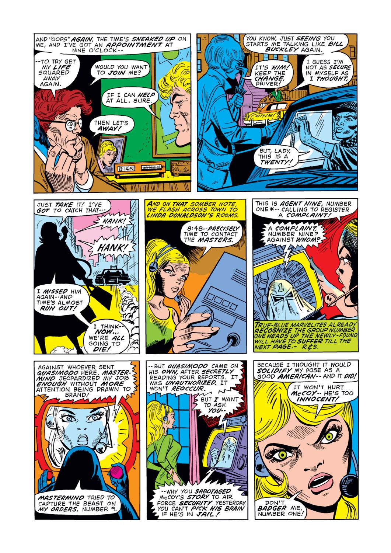 Read online Amazing Adventures (1970) comic -  Issue #15 - 12