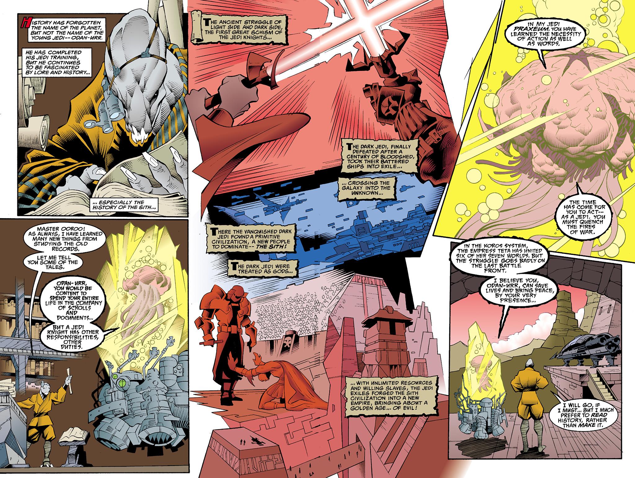 Read online Star Wars Omnibus comic -  Issue # Vol. 4 - 9