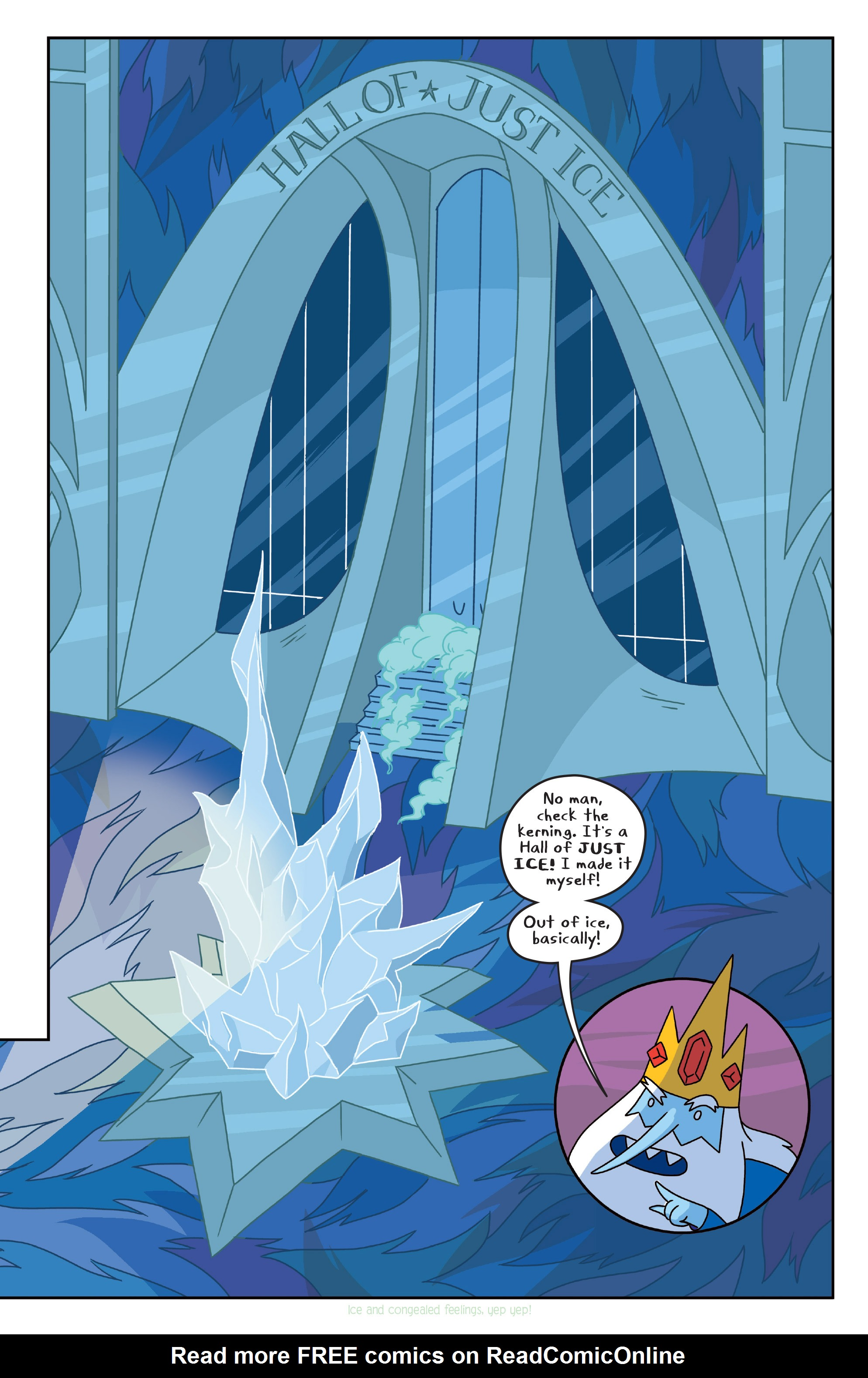 Read online Adventure Time comic -  Issue #Adventure Time _TPB 4 - 34