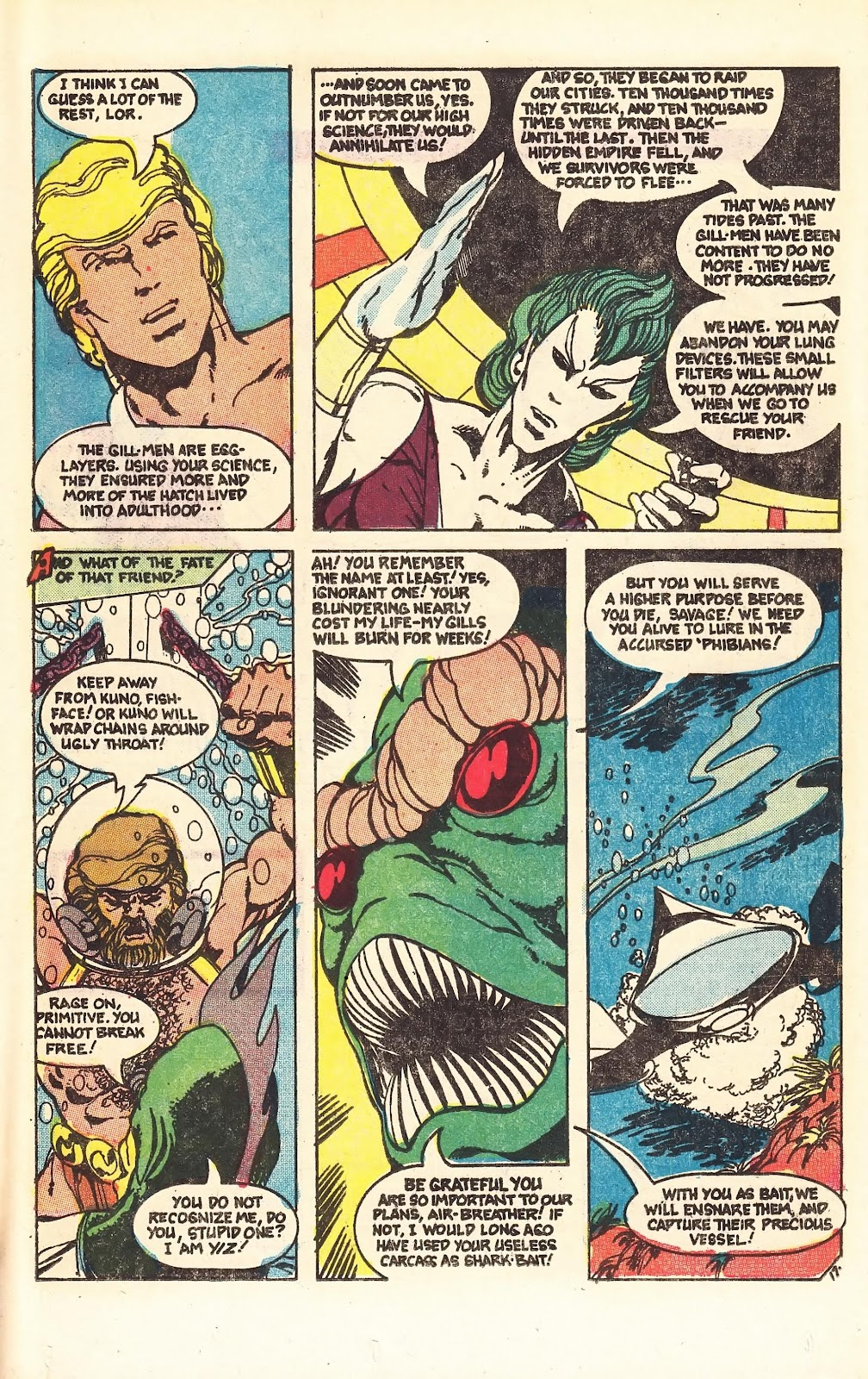 Read online Doomsday   1 (1975) comic -  Issue #4 - 23