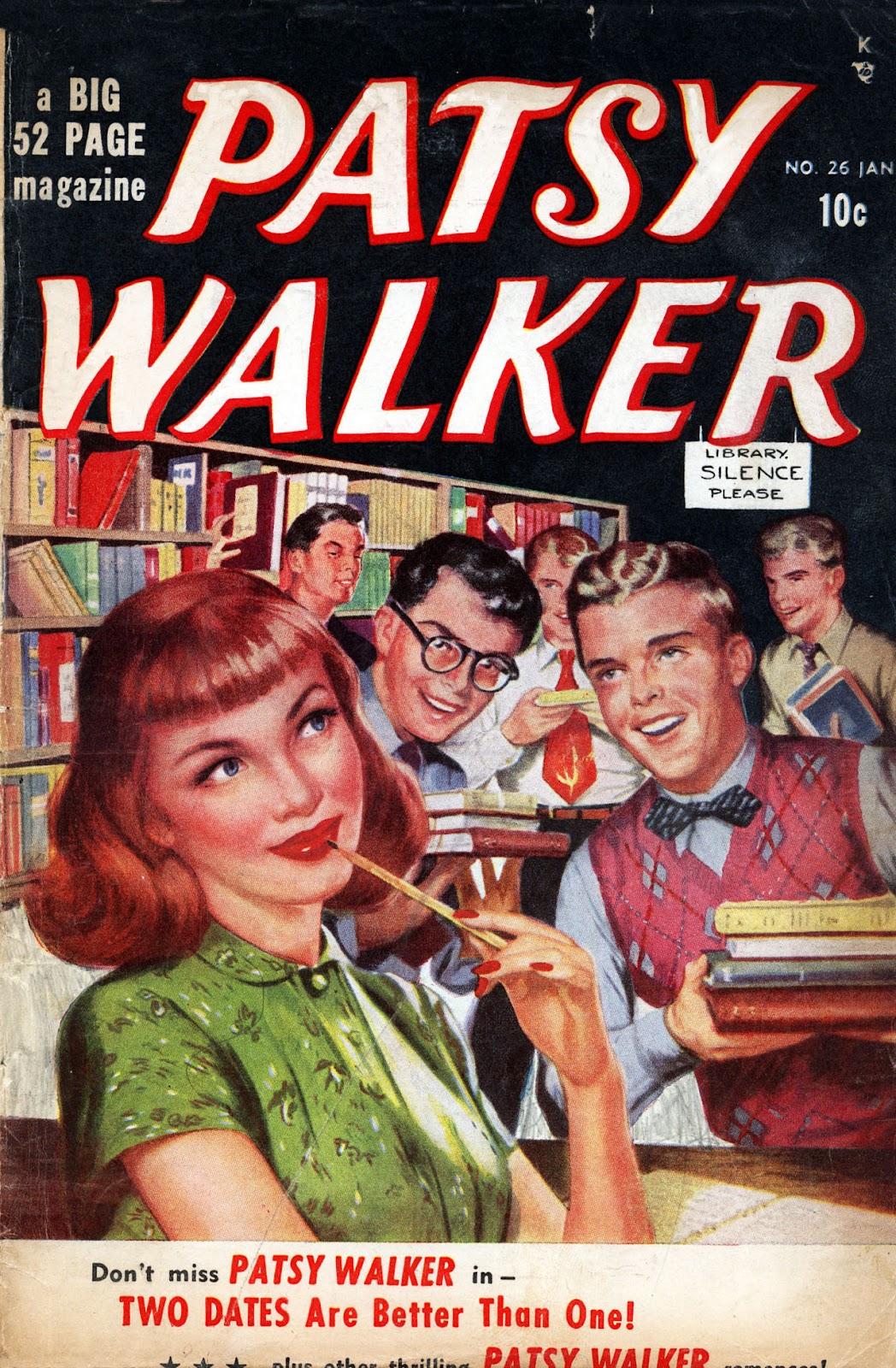 Patsy Walker 26 Page 1