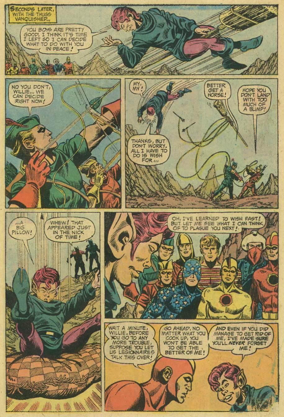 Read online Adventure Comics (1938) comic -  Issue #443 - 31