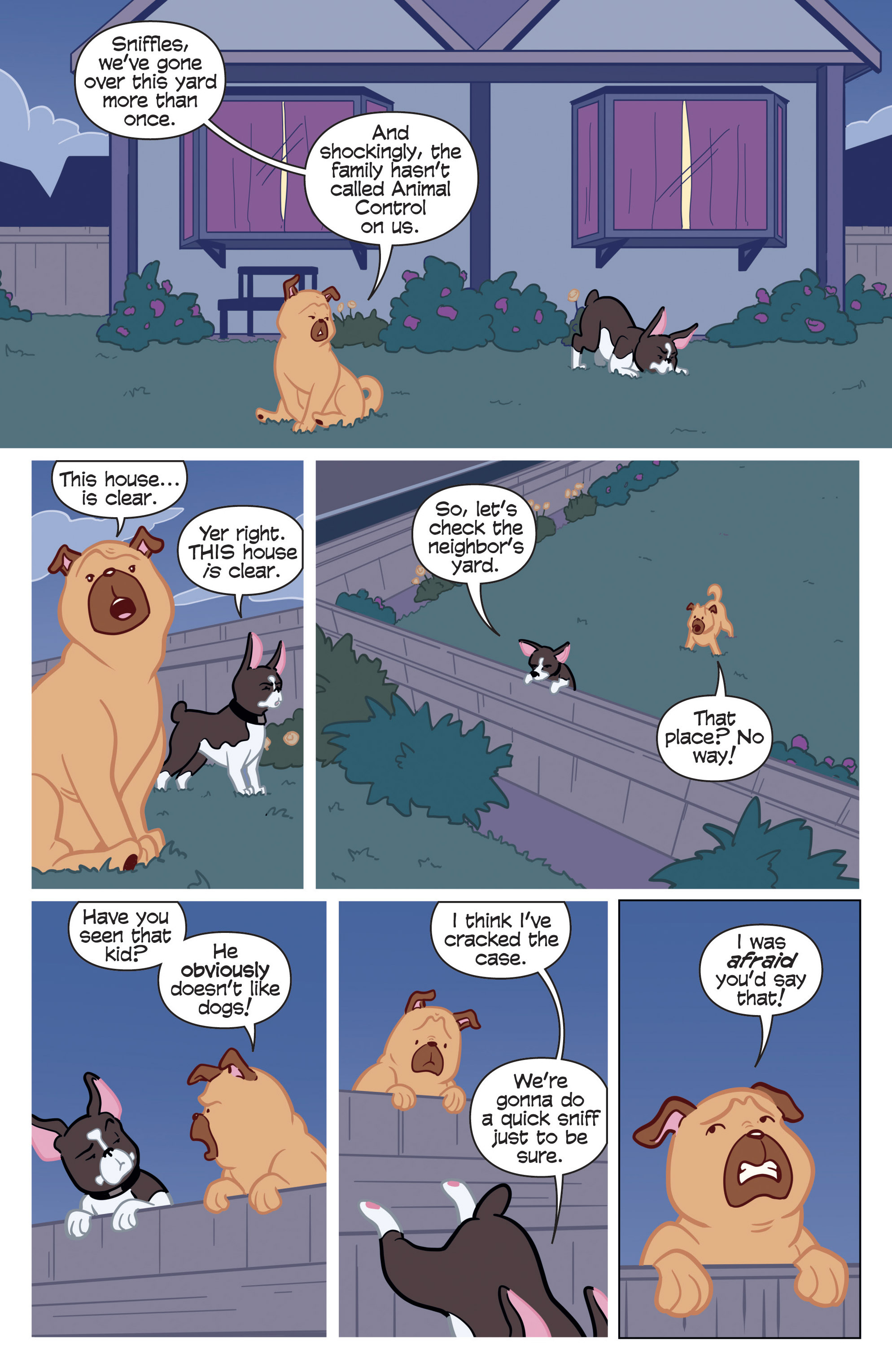 Read online Action Lab, Dog of Wonder comic -  Issue #3 - 9