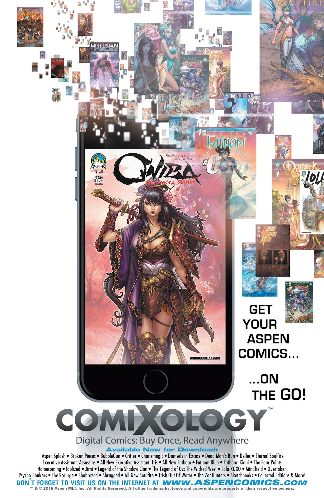 Read online Oniba: Swords of the Demon comic -  Issue # Full - 23