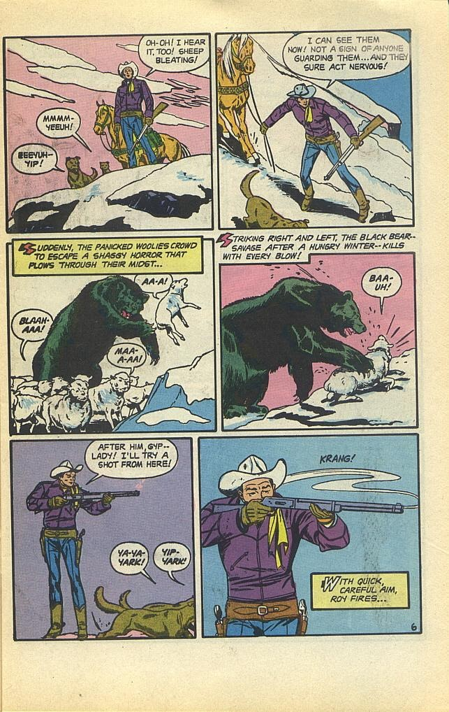 Read online Roy Rogers comic -  Issue #1 - 9