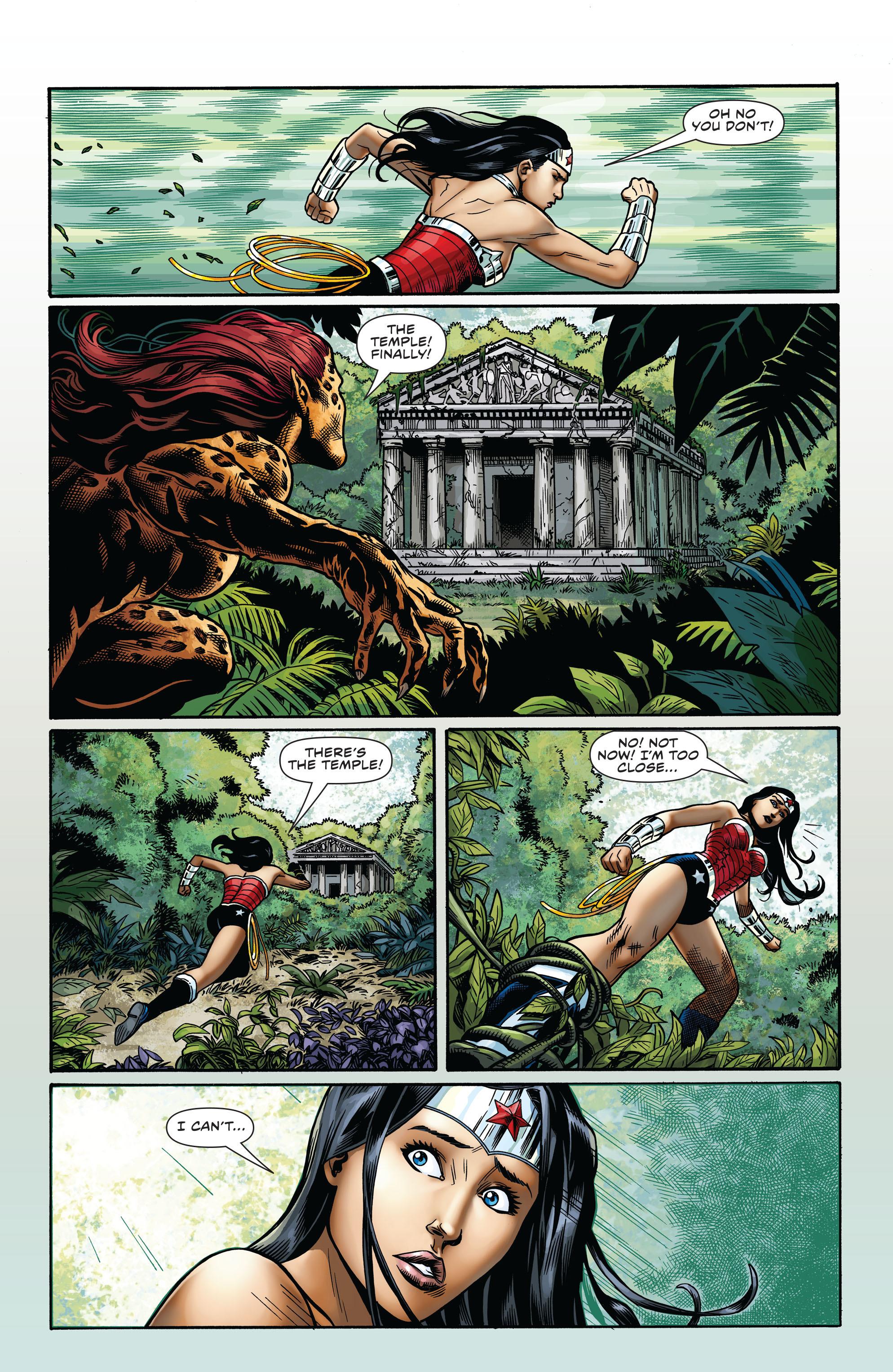 Read online Wonder Woman (2011) comic -  Issue #47 - 23