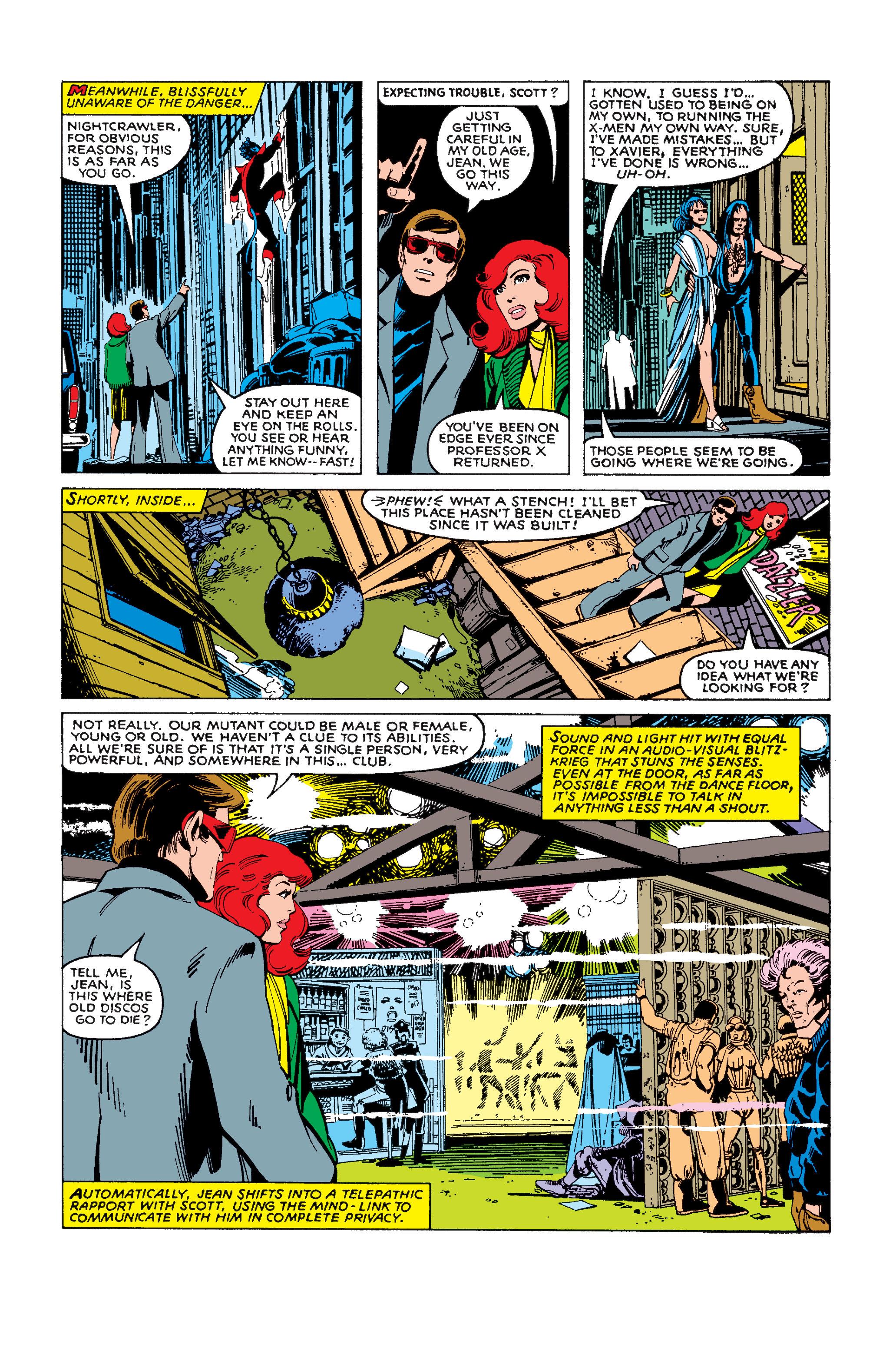 Read online Uncanny X-Men (1963) comic -  Issue #130 - 4