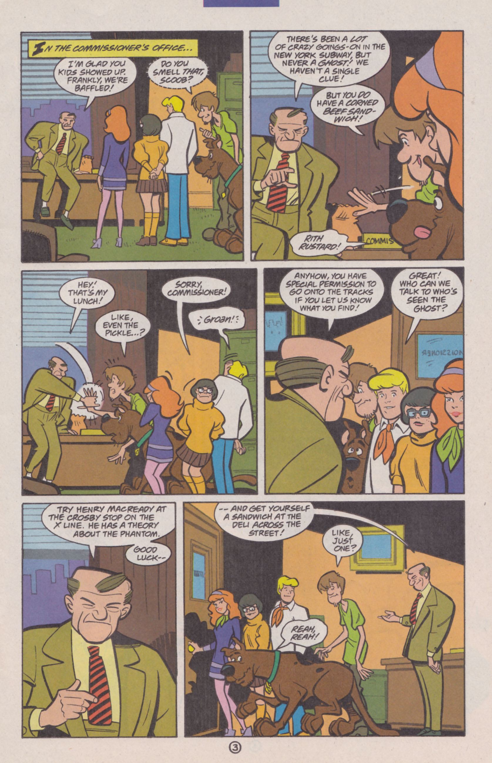 Read online Scooby-Doo (1997) comic -  Issue #14 - 4