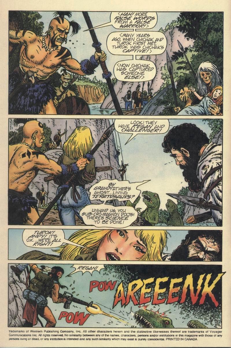 Read online Turok, Dinosaur Hunter (1993) comic -  Issue #8 - 5