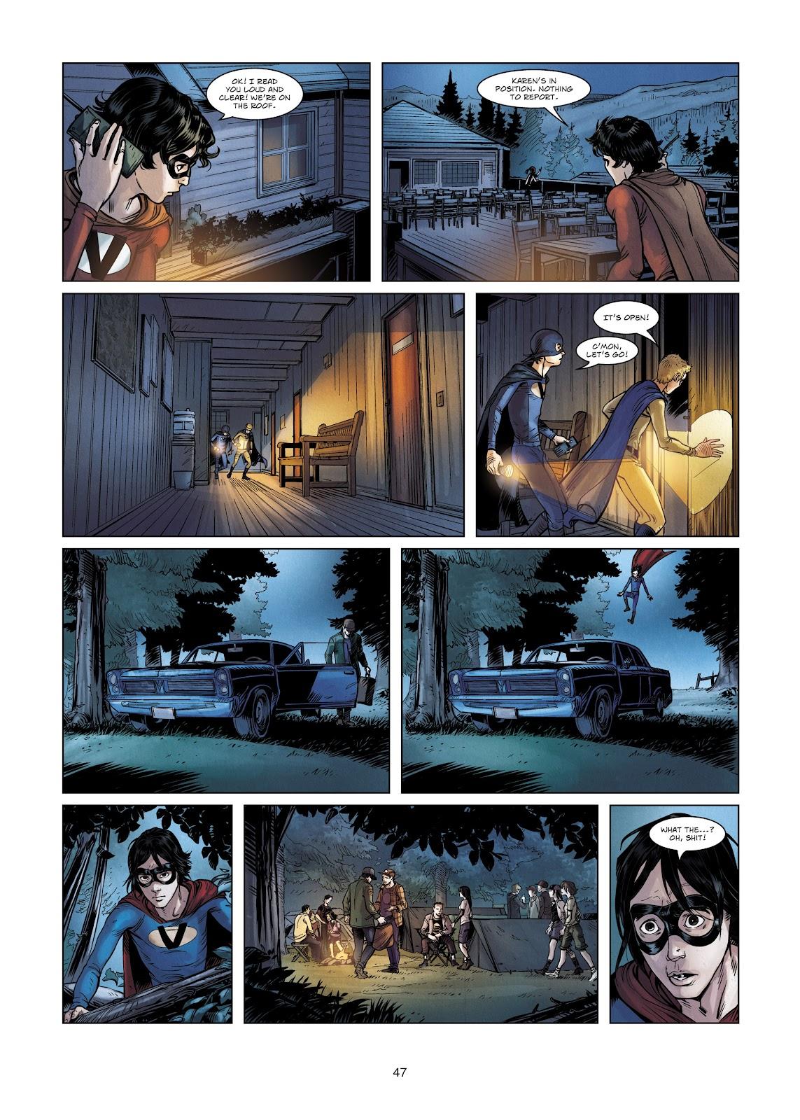Read online Vigilantes comic -  Issue #2 - 47