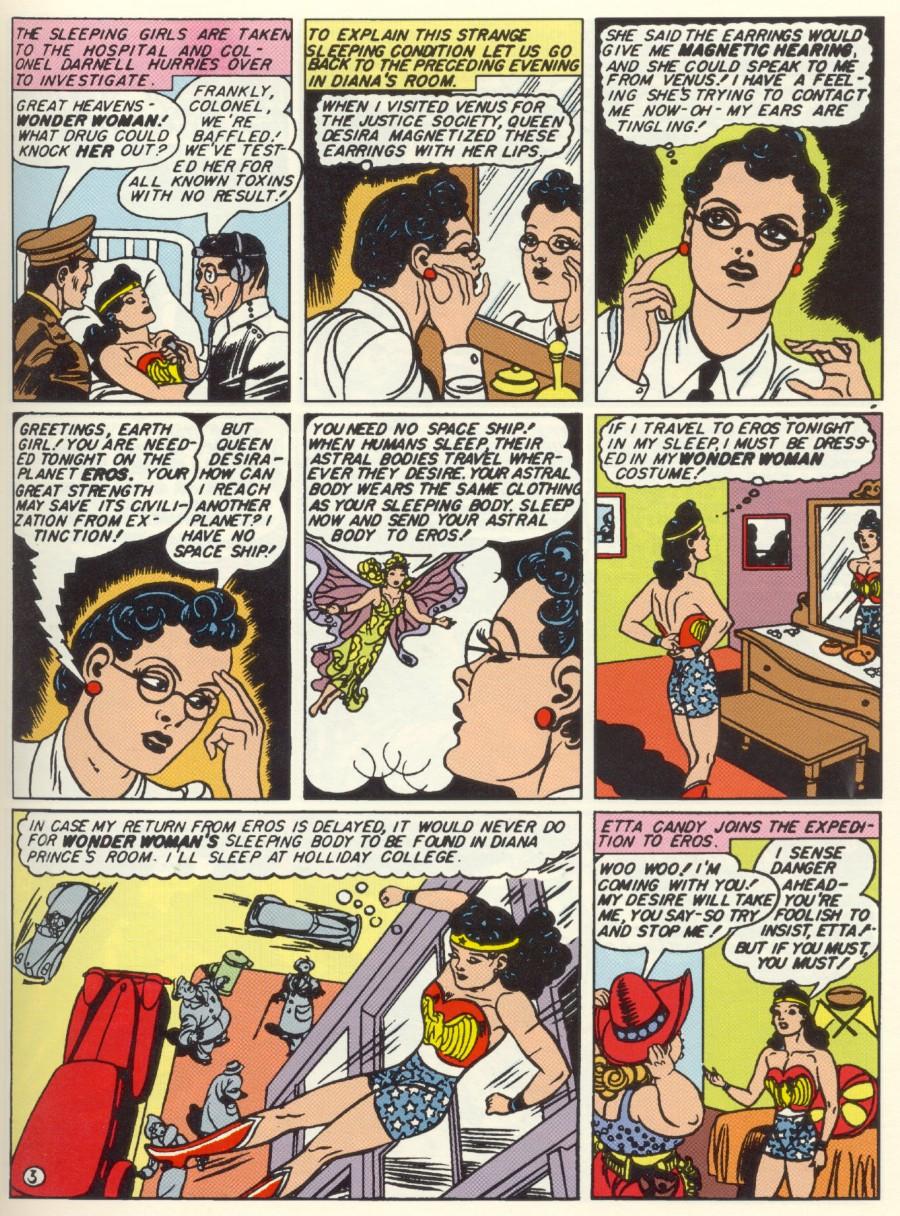 Read online Sensation (Mystery) Comics comic -  Issue #11 - 5