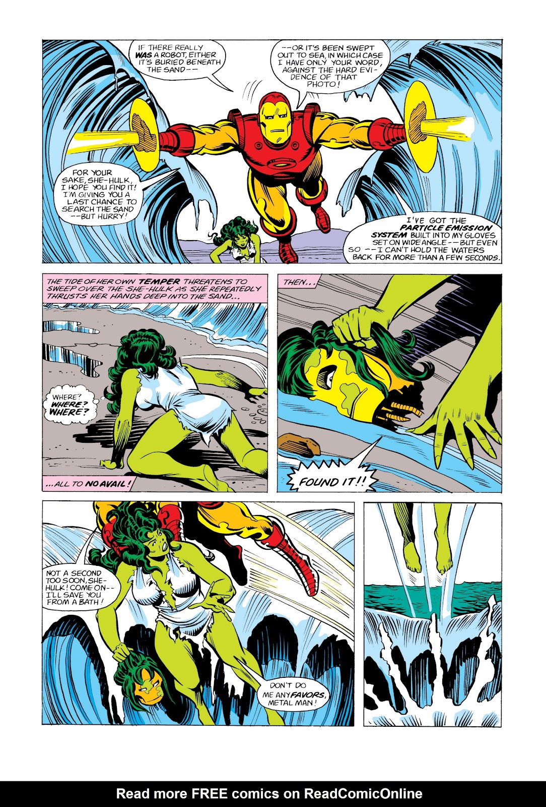 Marvel Masterworks: The Savage She-Hulk issue TPB_1_(Part_2) - Page 11