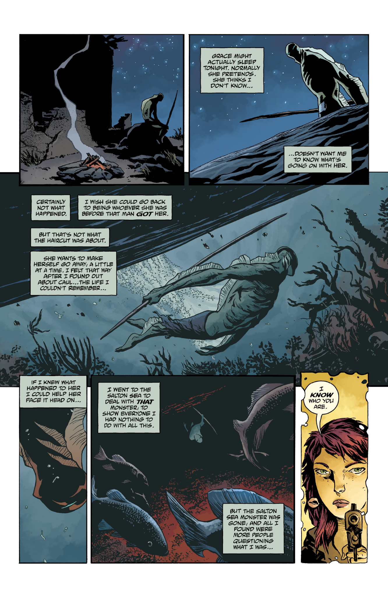 Read online Abe Sapien comic -  Issue #14 - 12