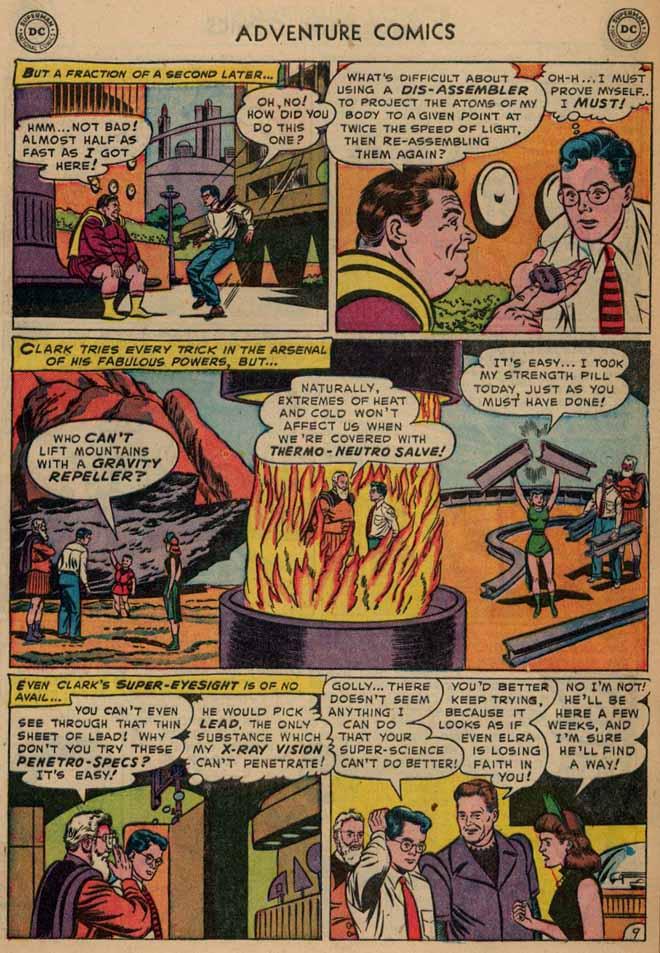 Read online Adventure Comics (1938) comic -  Issue #187 - 11