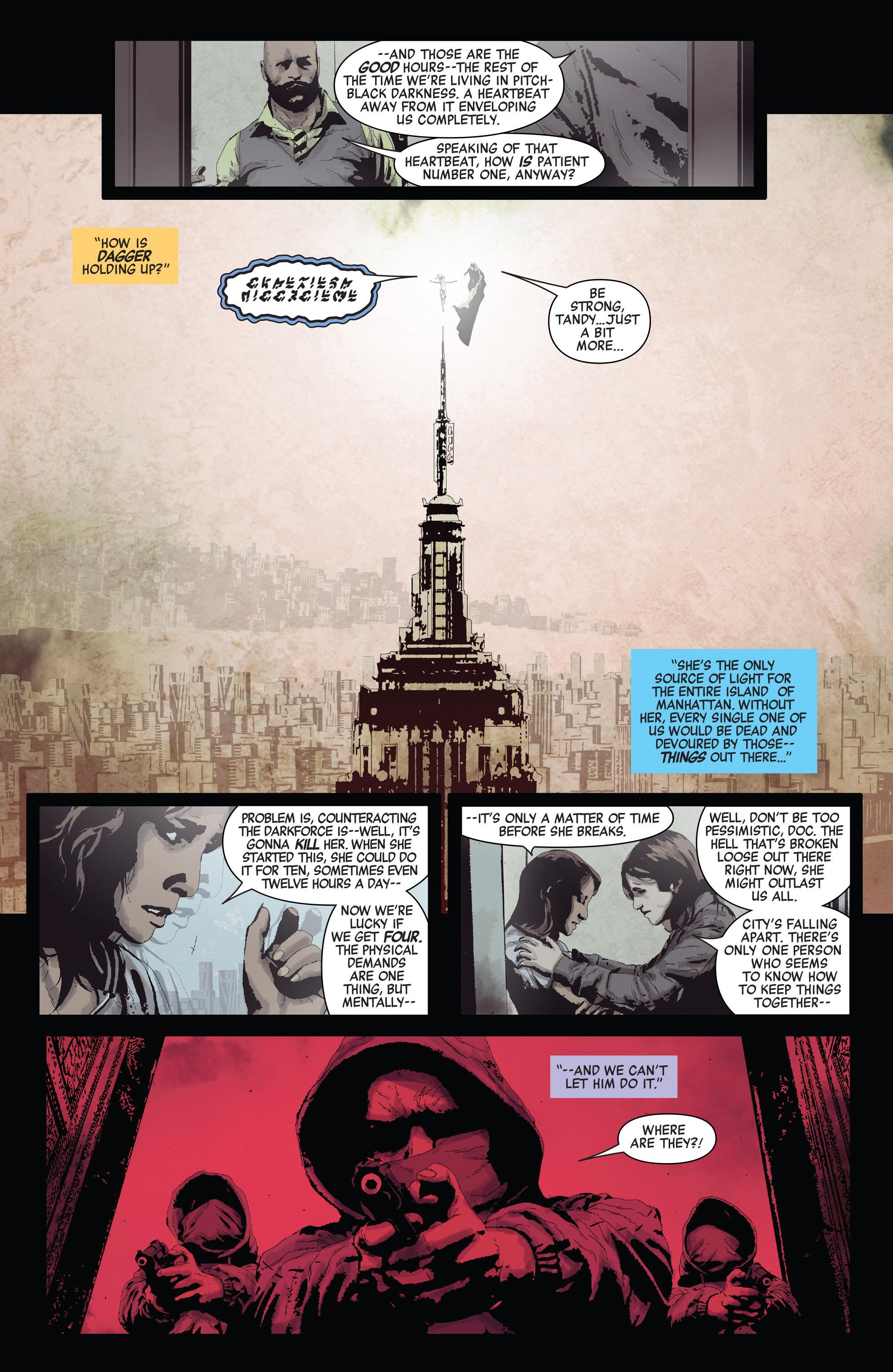 Read online Secret Empire comic -  Issue #2 - 10