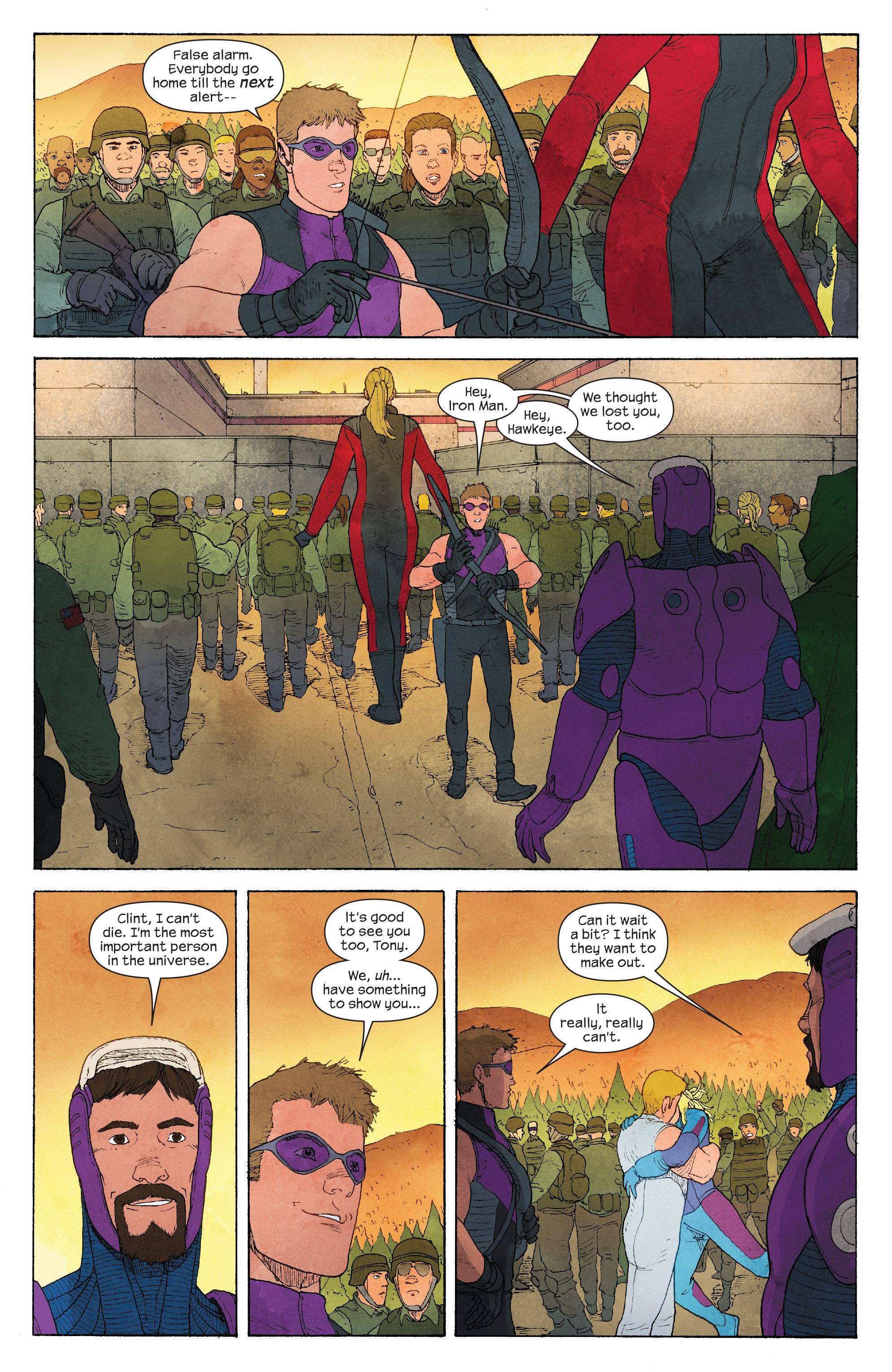 Read online Ultimate FF comic -  Issue #4 - 15