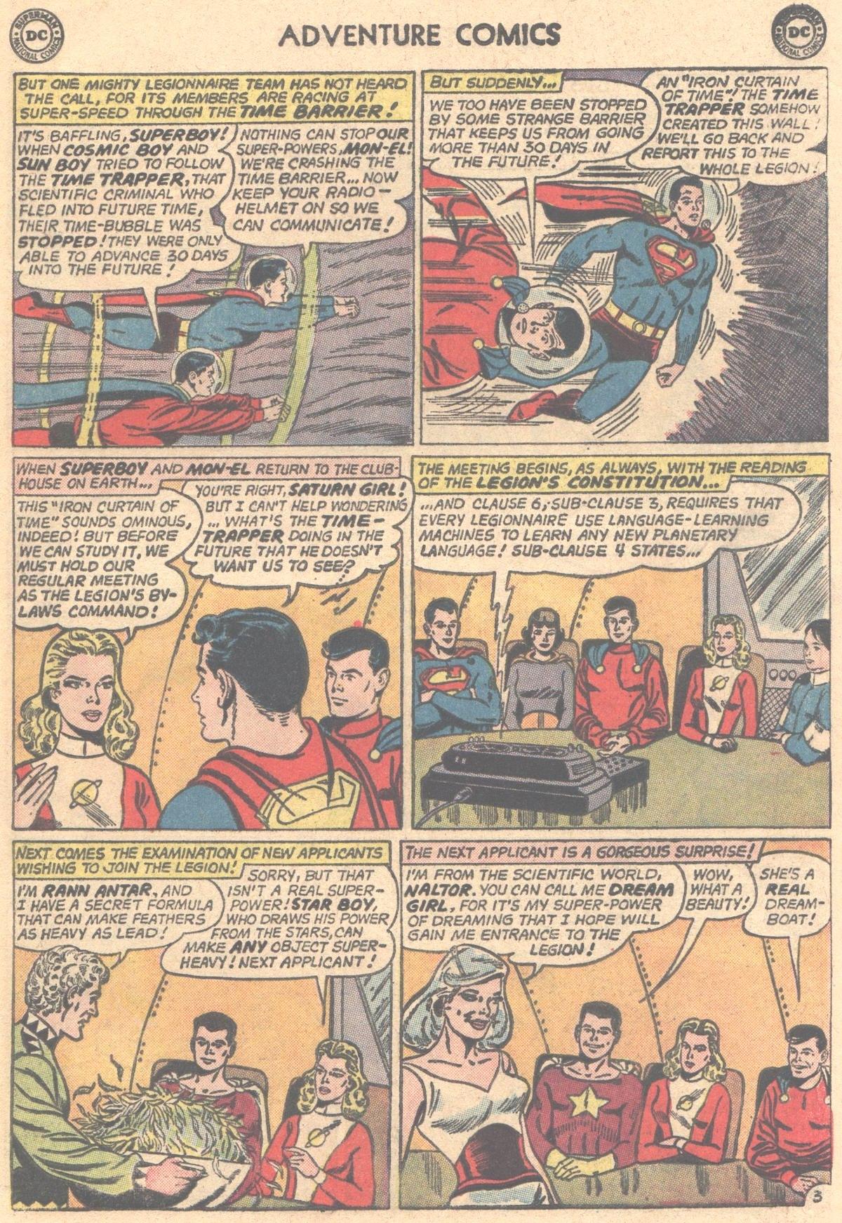 Read online Adventure Comics (1938) comic -  Issue #317 - 5