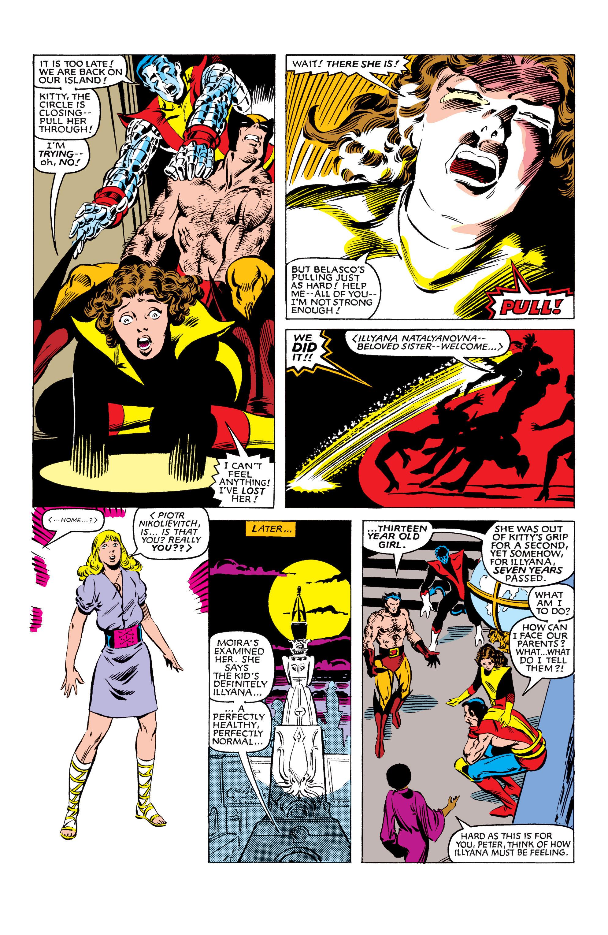 Read online Uncanny X-Men (1963) comic -  Issue #160 - 22