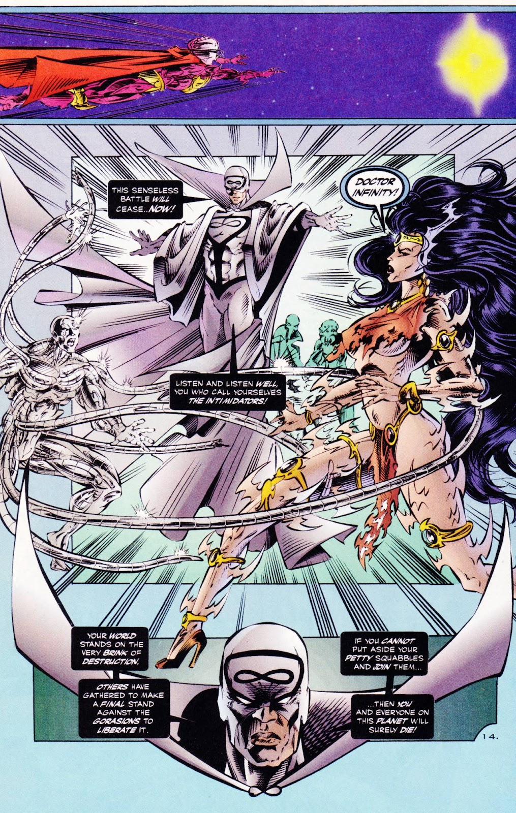 Read online The Alliance comic -  Issue #3 - 15