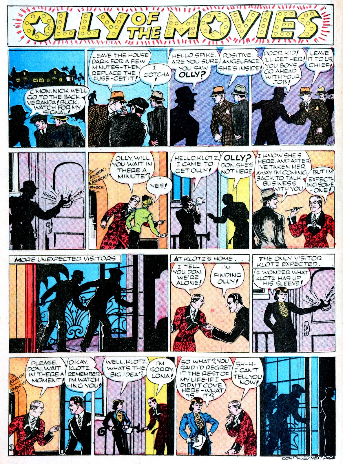 Read online Famous Funnies comic -  Issue #60 - 43