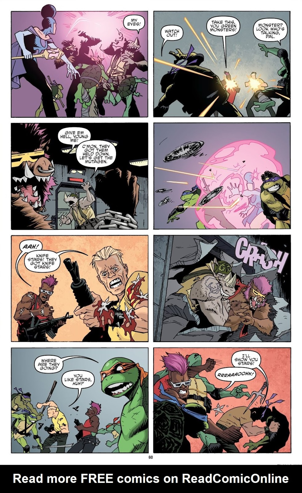 Read online Teenage Mutant Ninja Turtles: The IDW Collection comic -  Issue # TPB 8 (Part 1) - 60